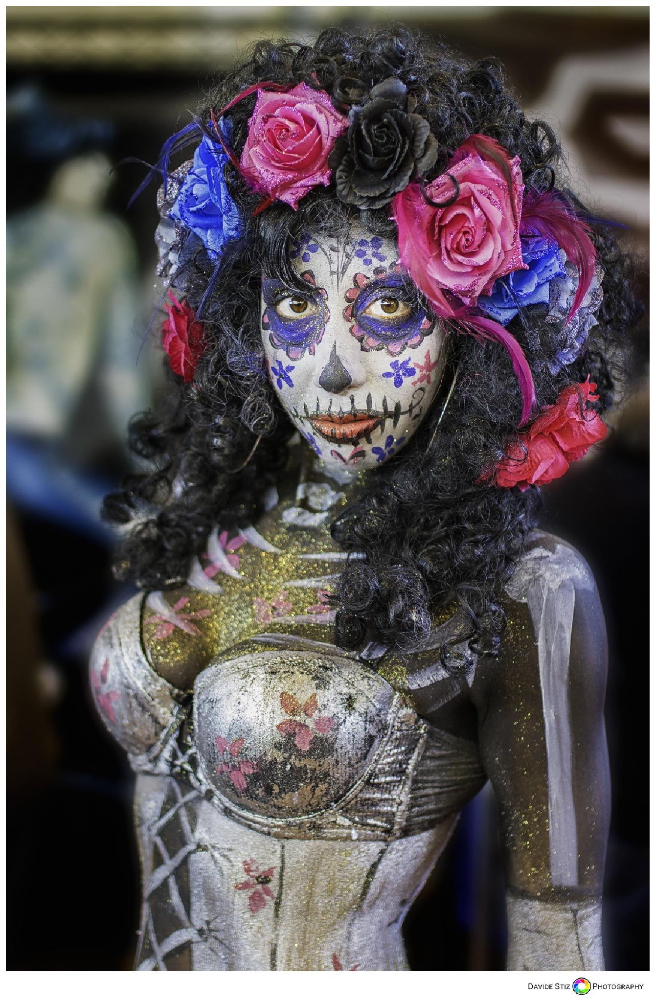 Dia de los muertos by Davide Stiz