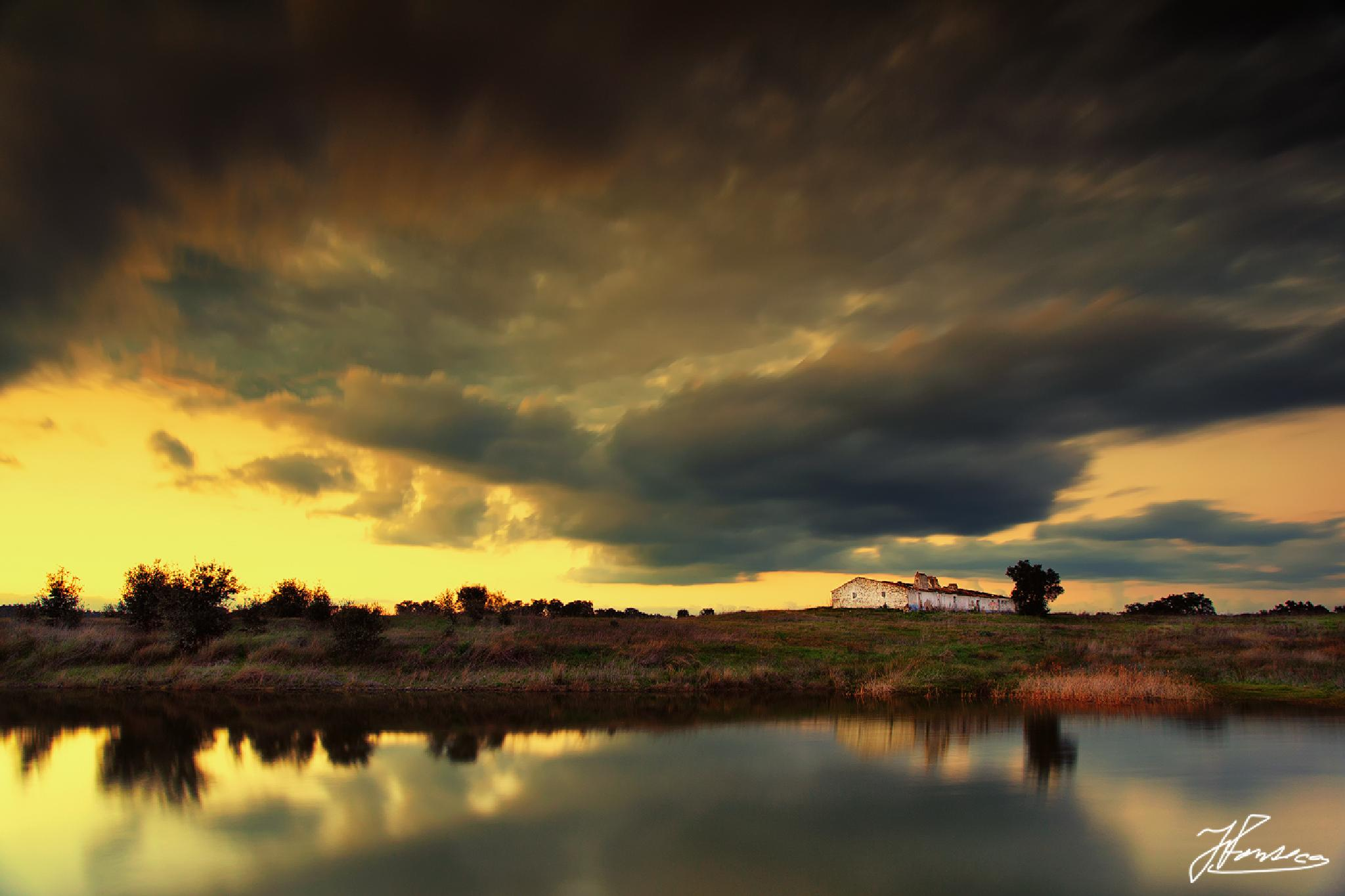 Lake House by Jorge Fonseca
