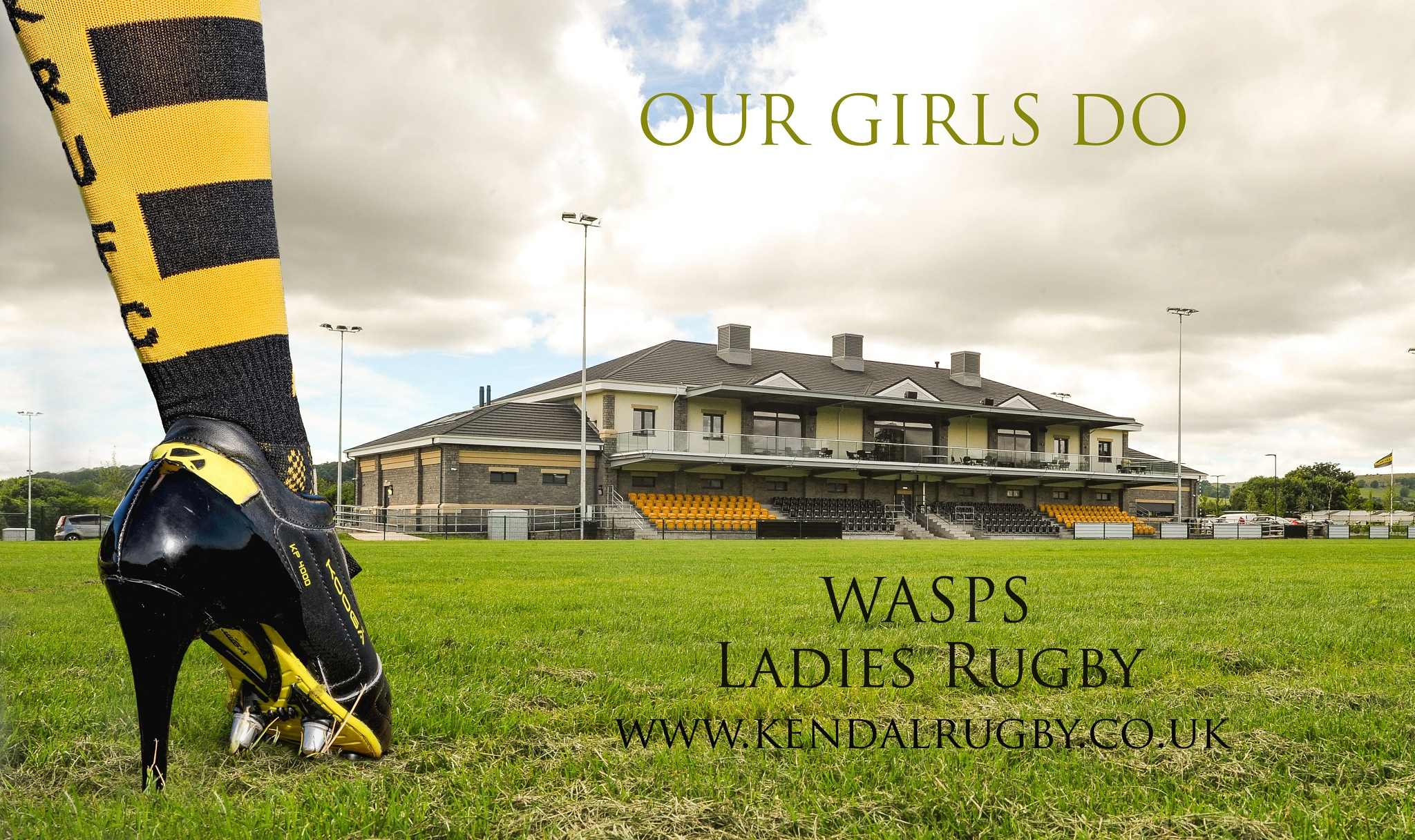 Our Girls Do by Wantie