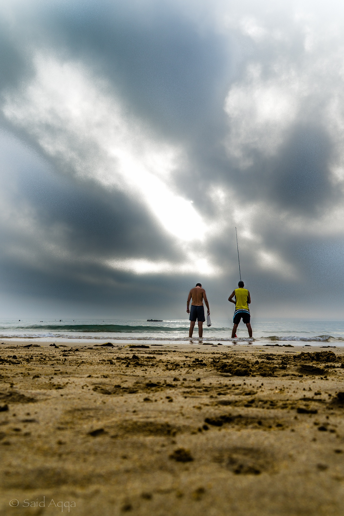 Fishing... by Said Aqqa Photography