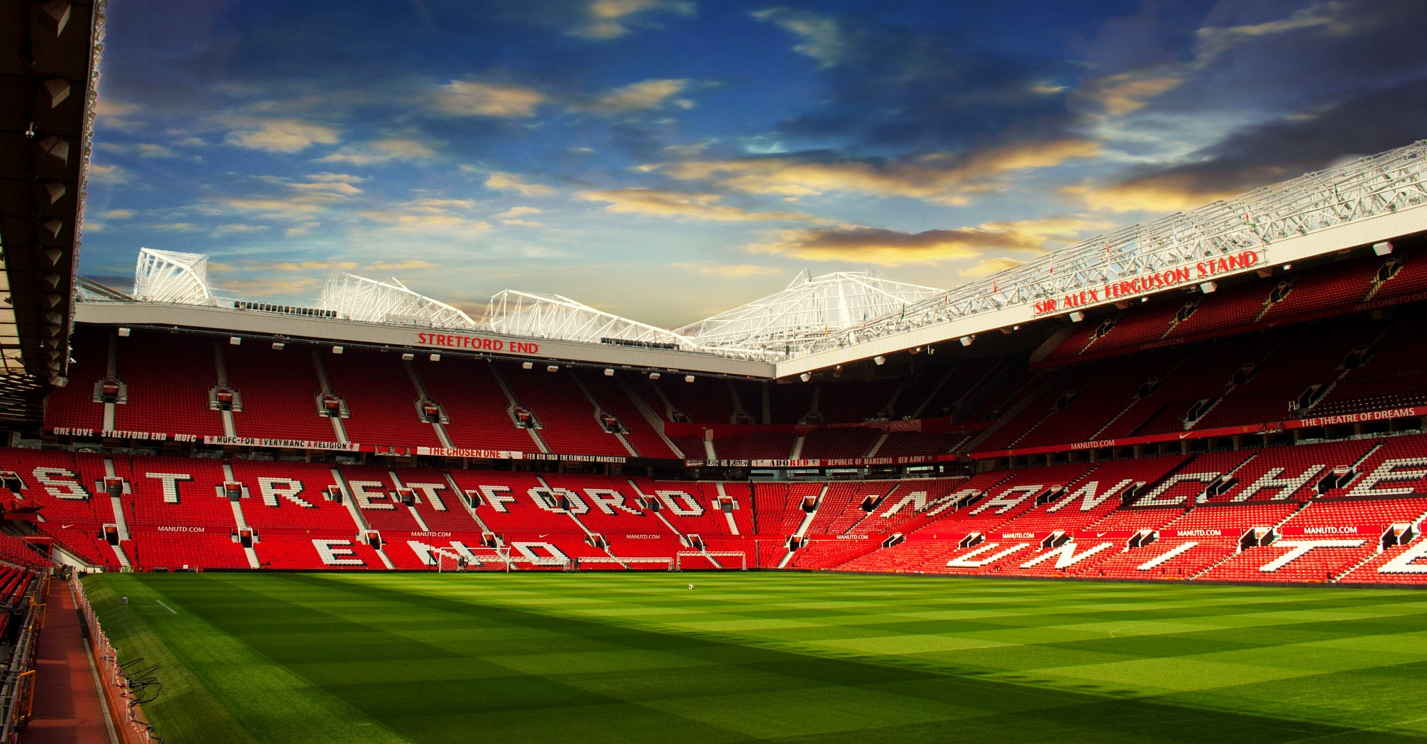 Theatre of Dreams - Old Trafford MUFC by PaulsImaging