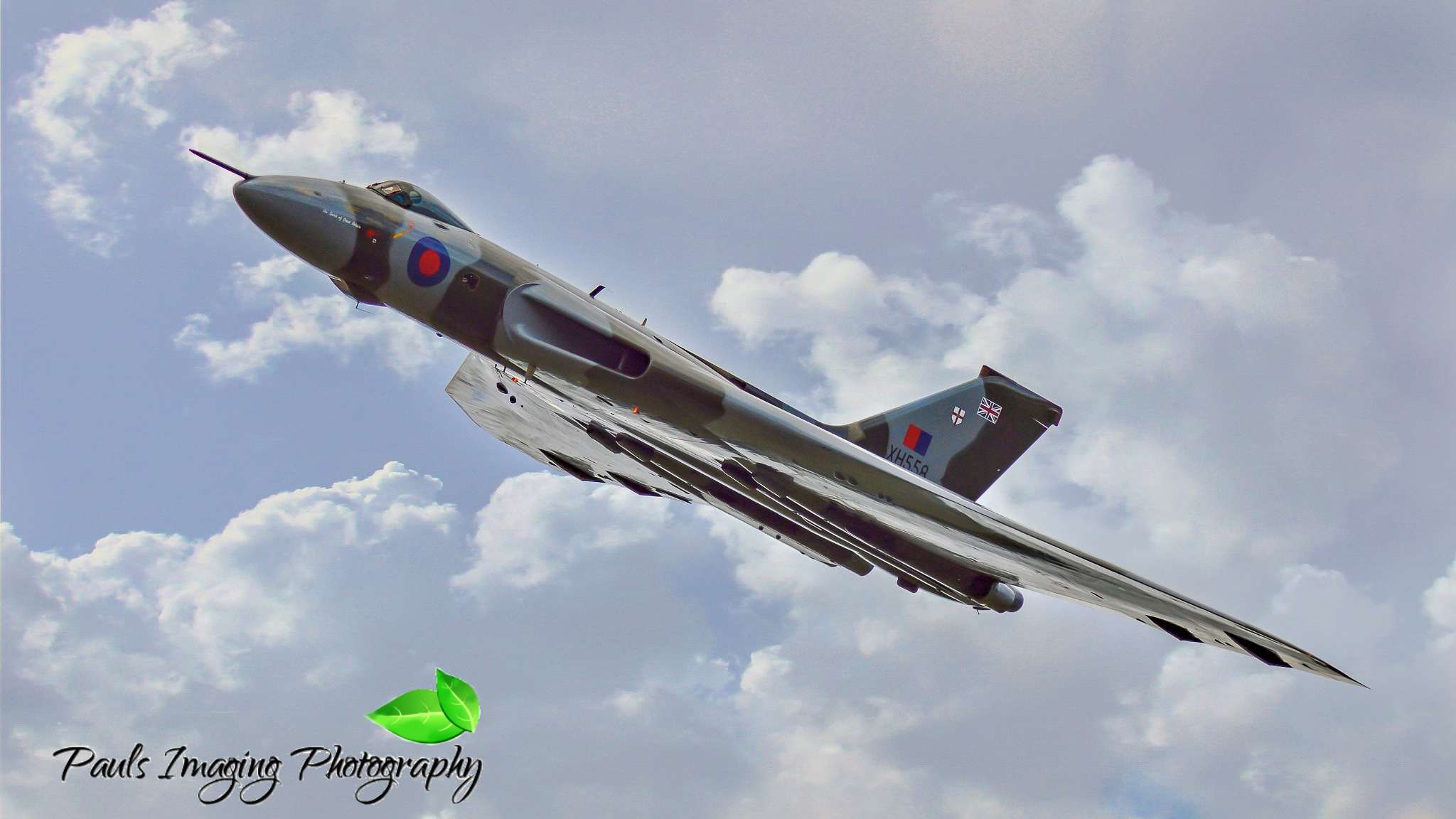 Farewell Tour of the Vulcan by PaulsImaging