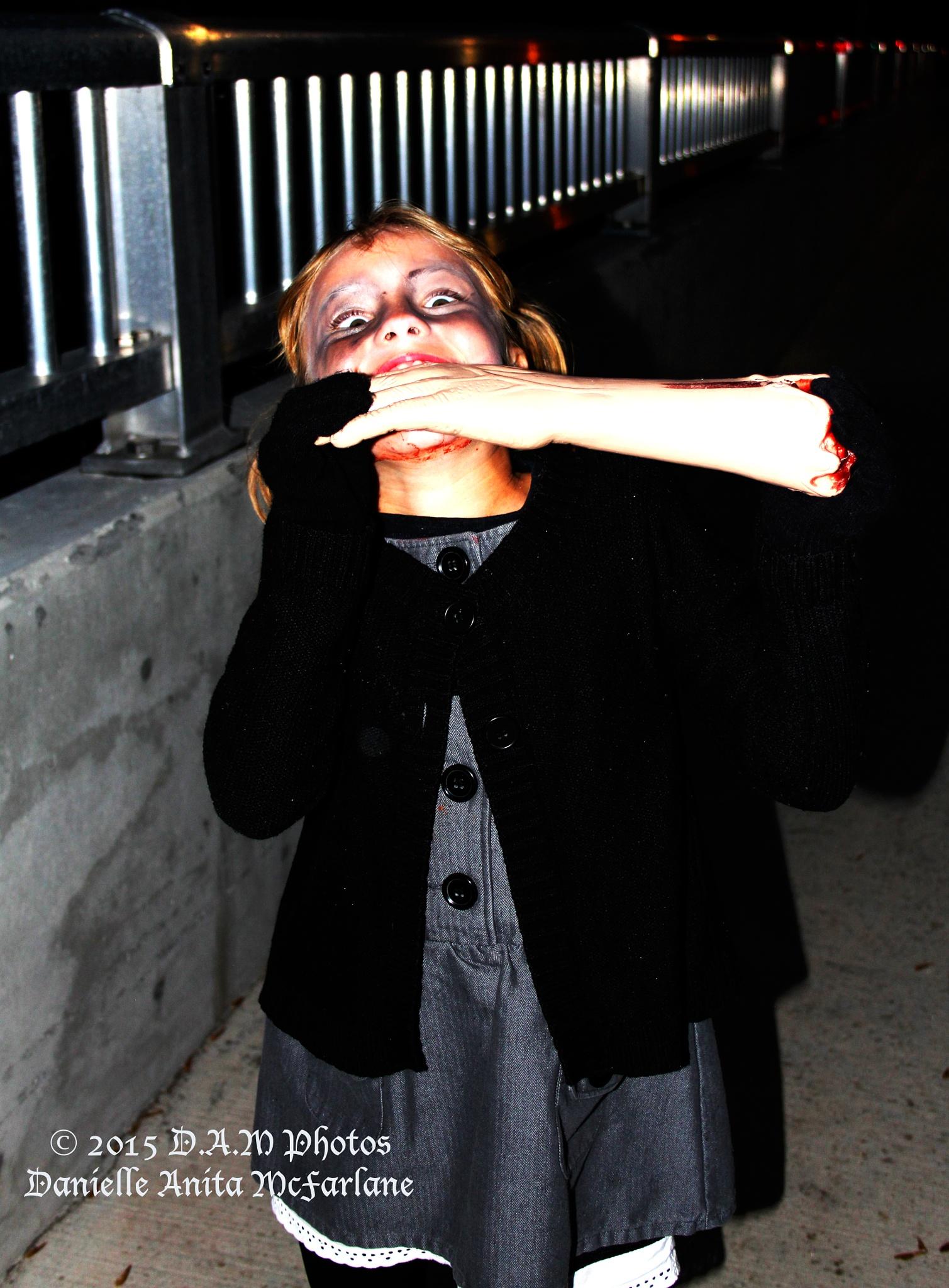 Zombie Child by Dz_Photography