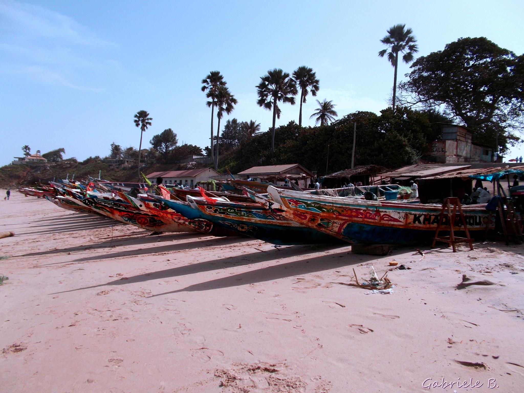Senegal by gabrielehelenebittner