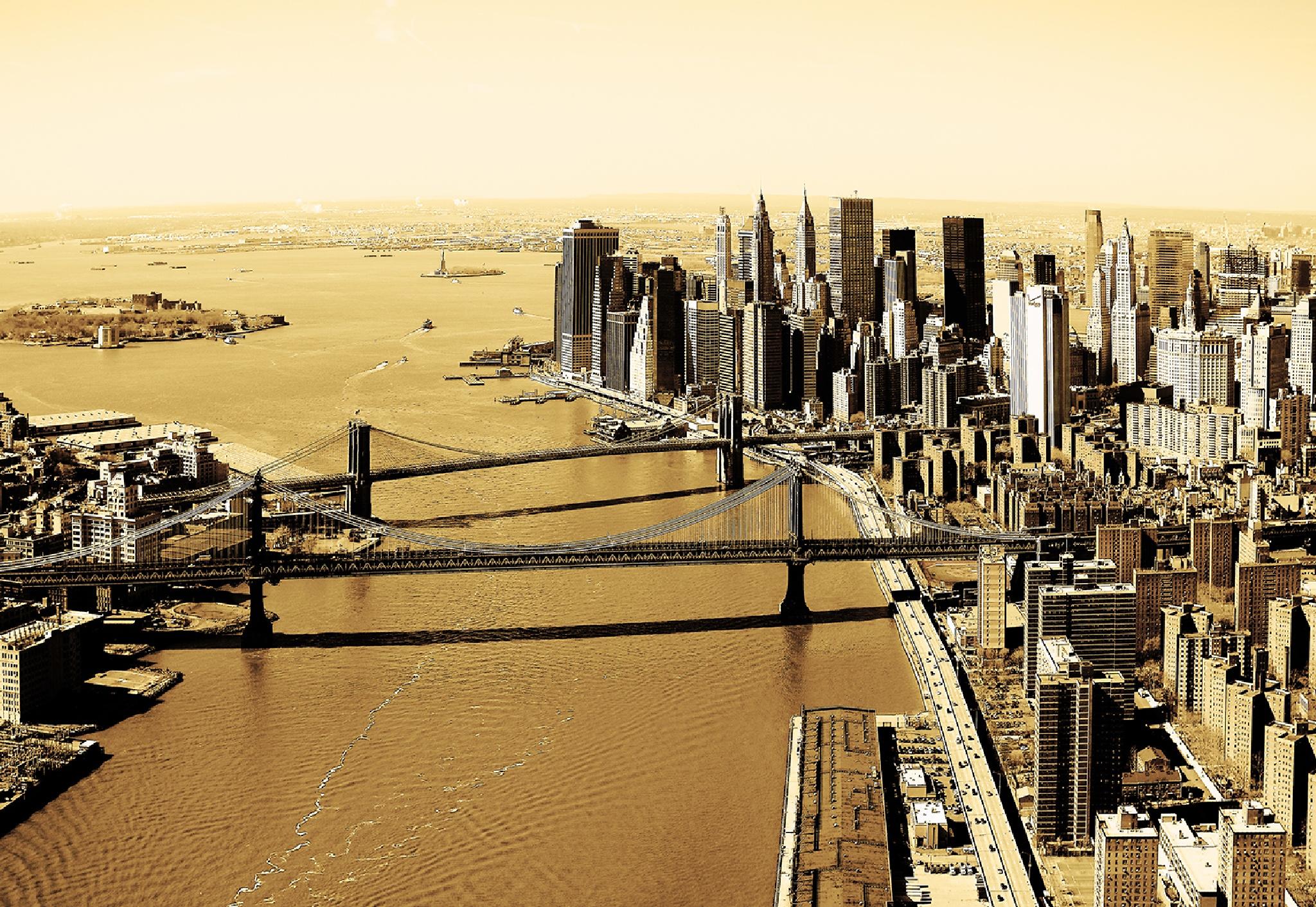 New York New York by Max Waldecker