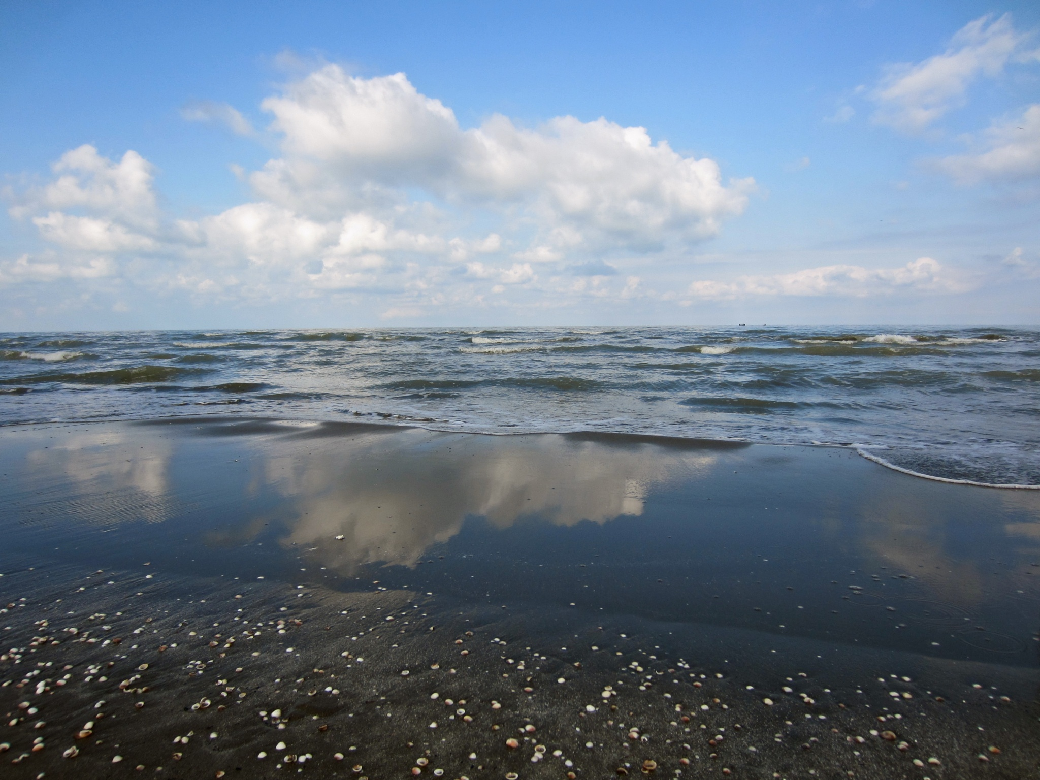 Caspian Sea today by kate1480