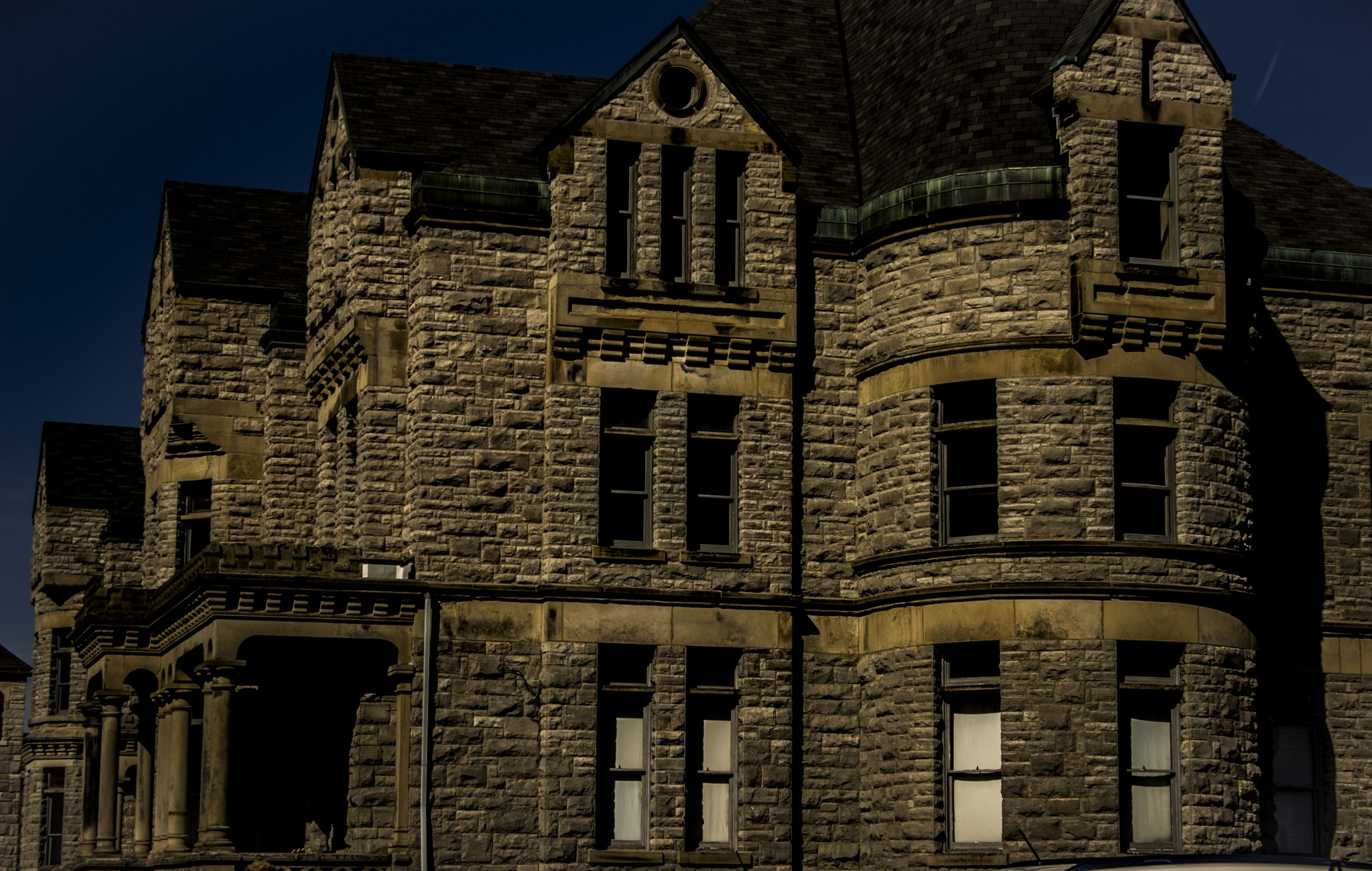 ohio state reformatory by Tiffany Marrie