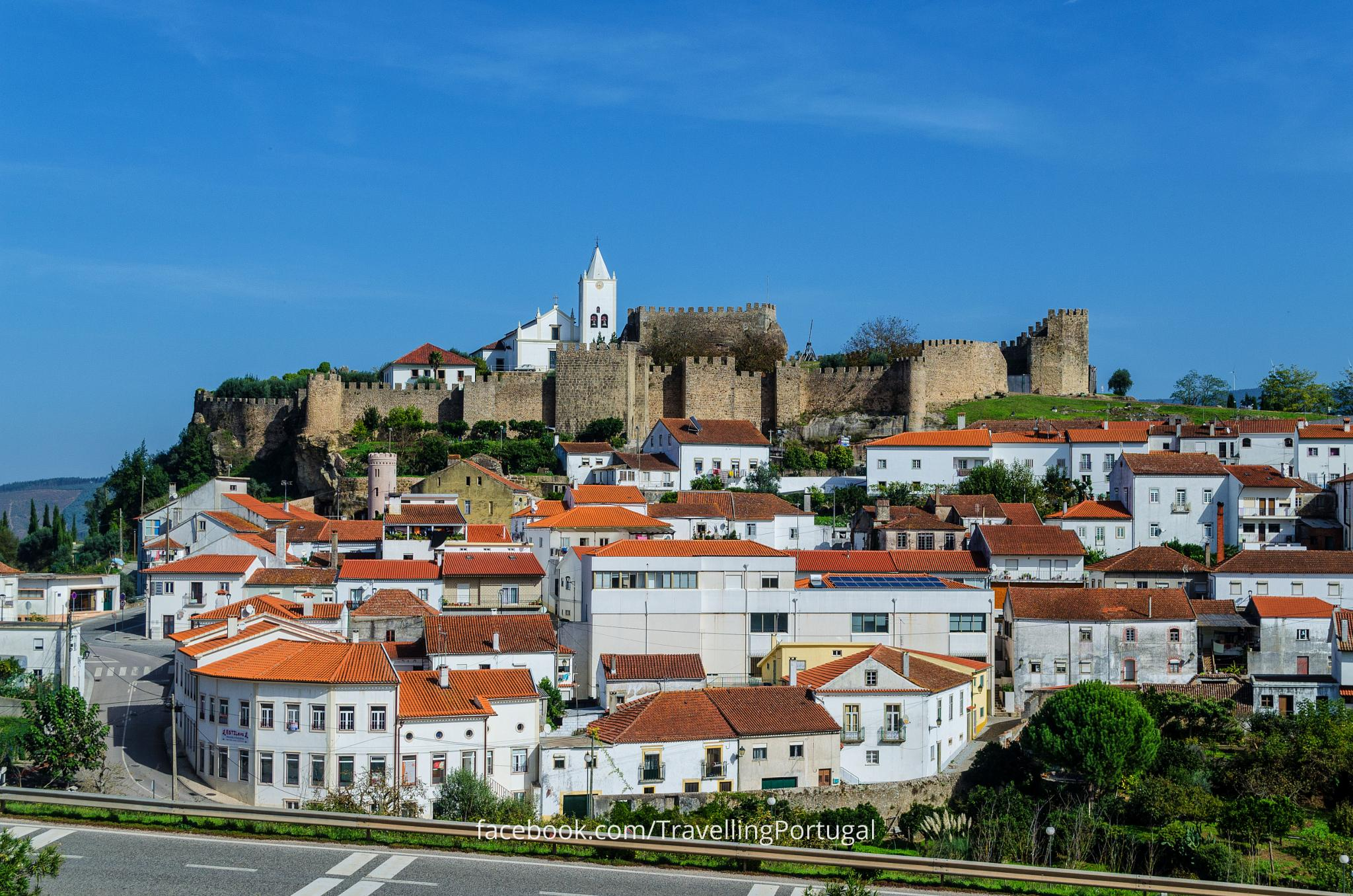 Penela, Medieval town by turismoenportugal
