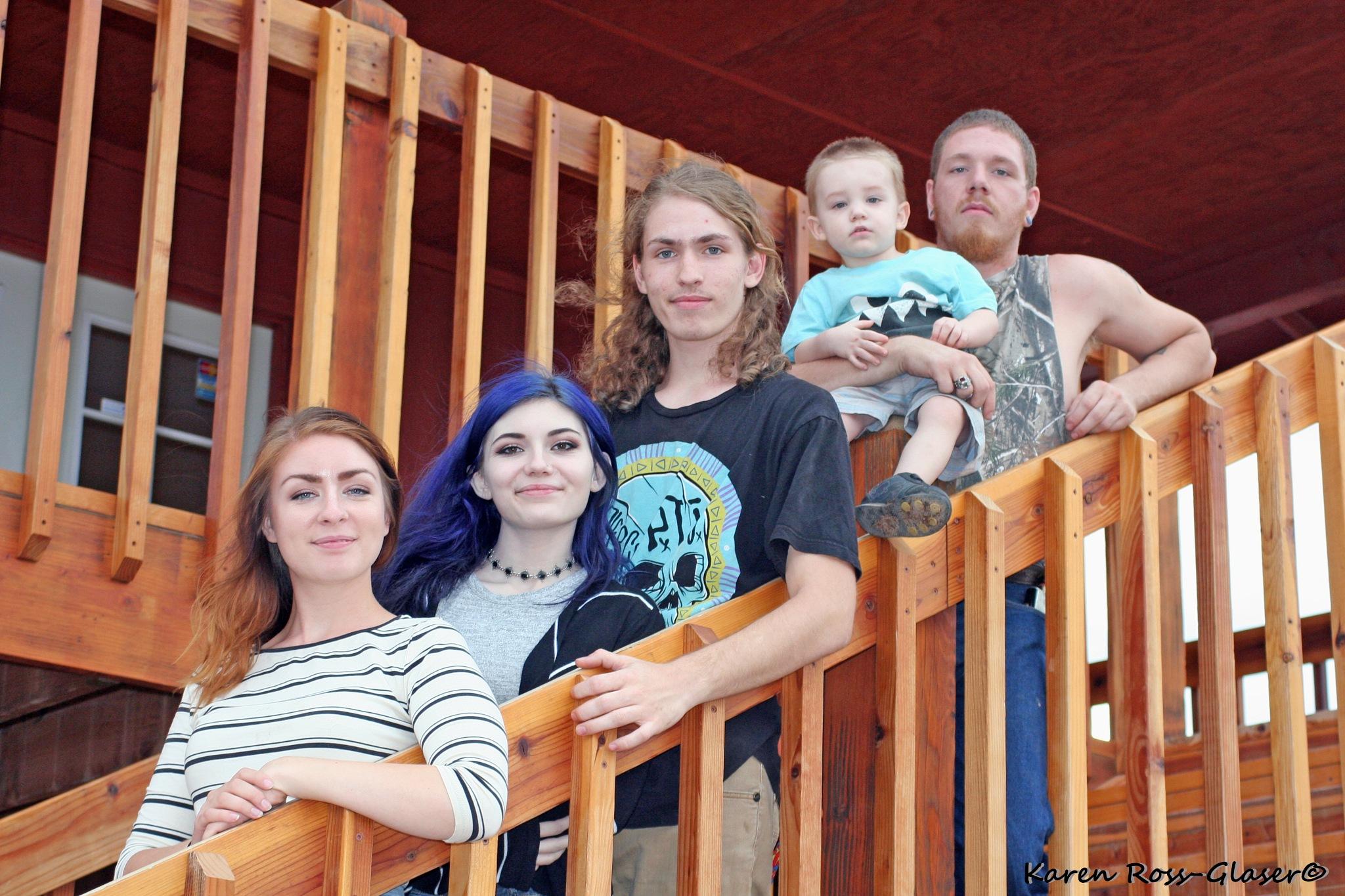 Family by Karen Ross-Glaser