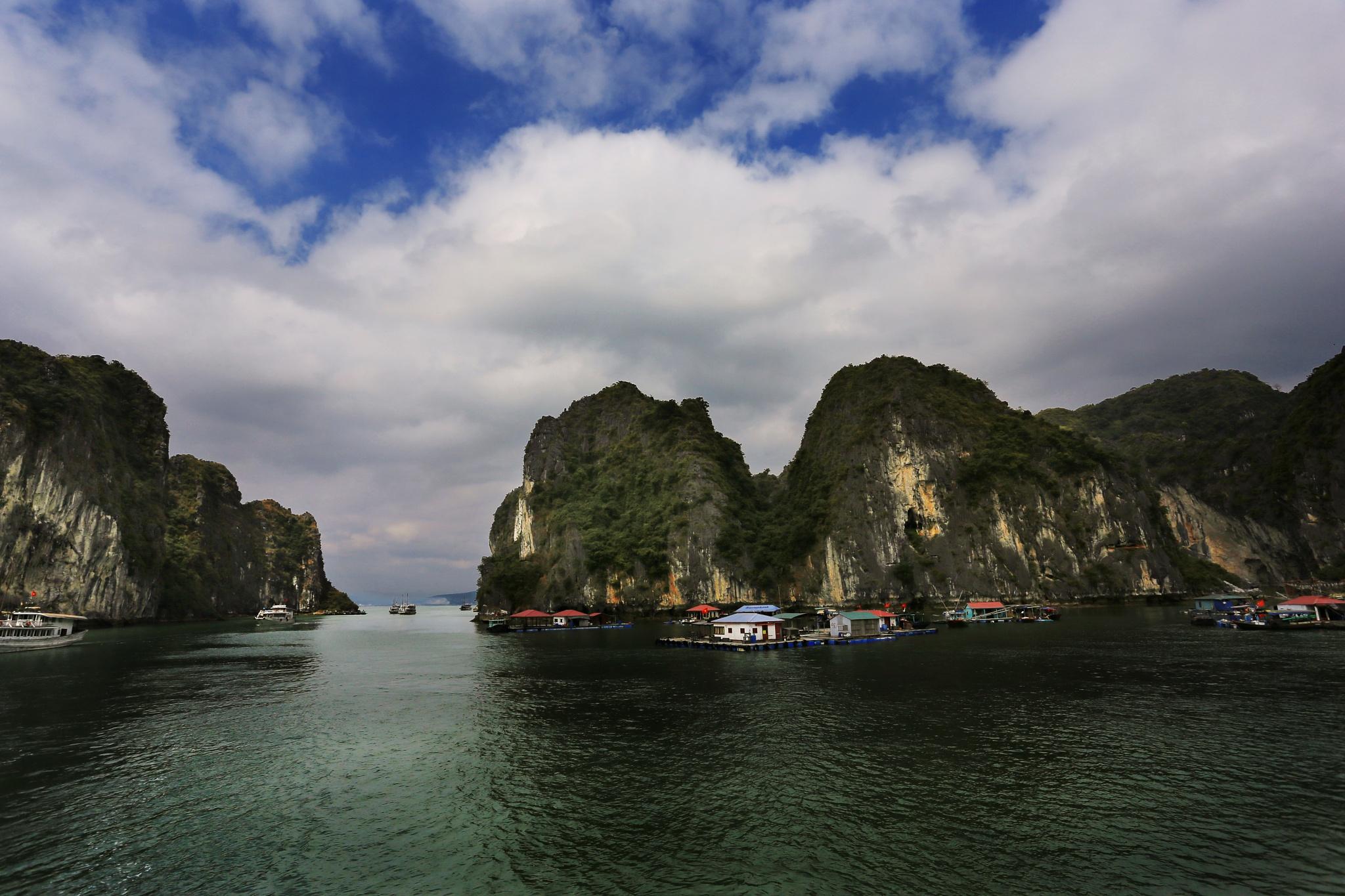 Southern Vietnam by Adjie djie