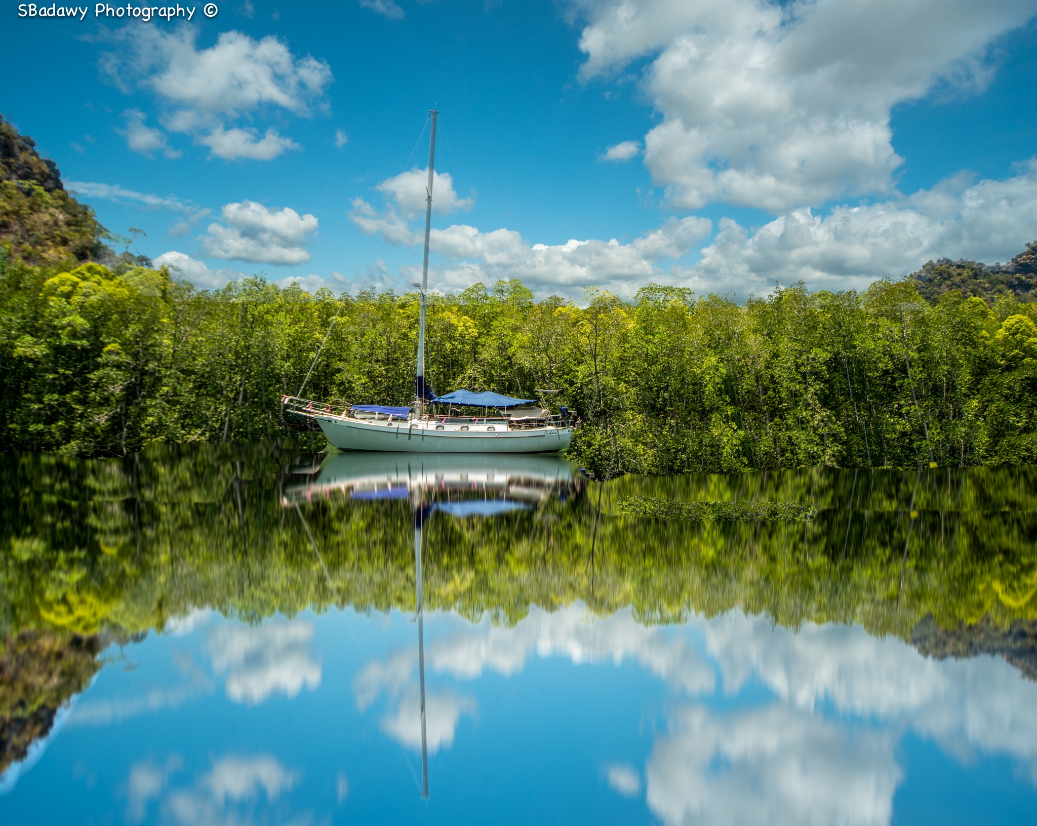 Reflection  by Sherif Badawy