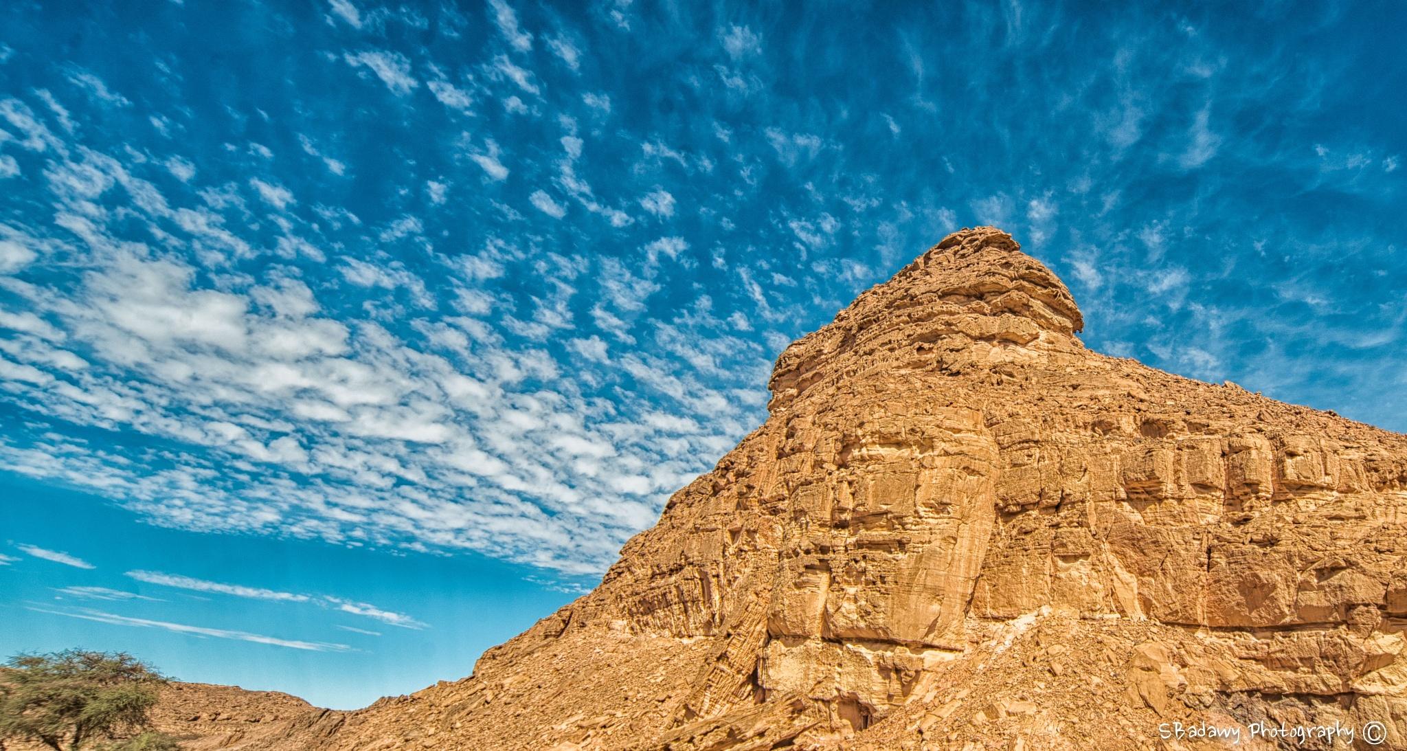 Photo in Landscape #canyon estate dahab city - egy