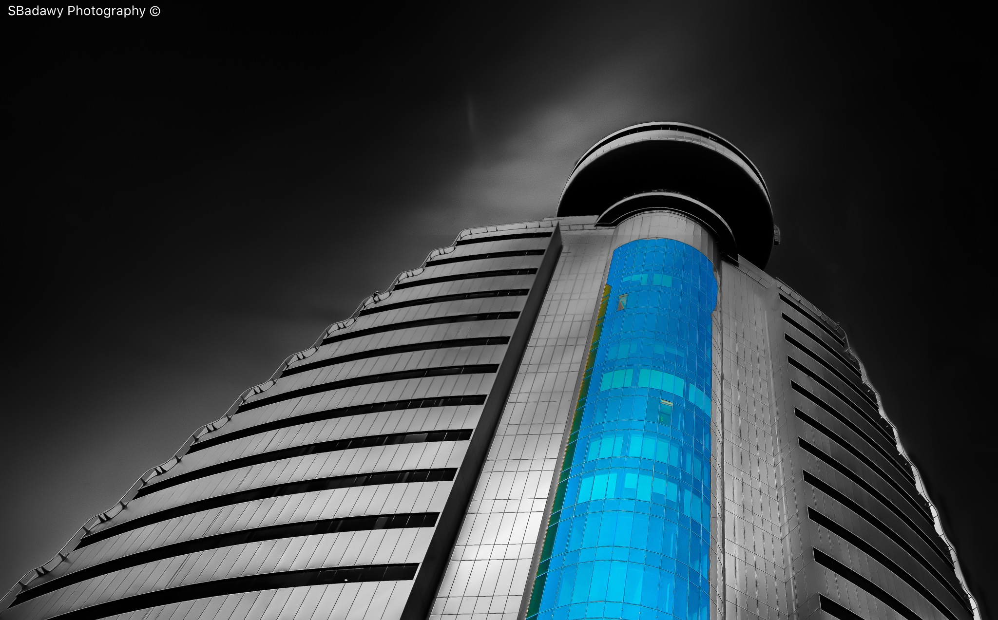 Bahrain Chamber Of Commerce Building  by Sherif Badawy