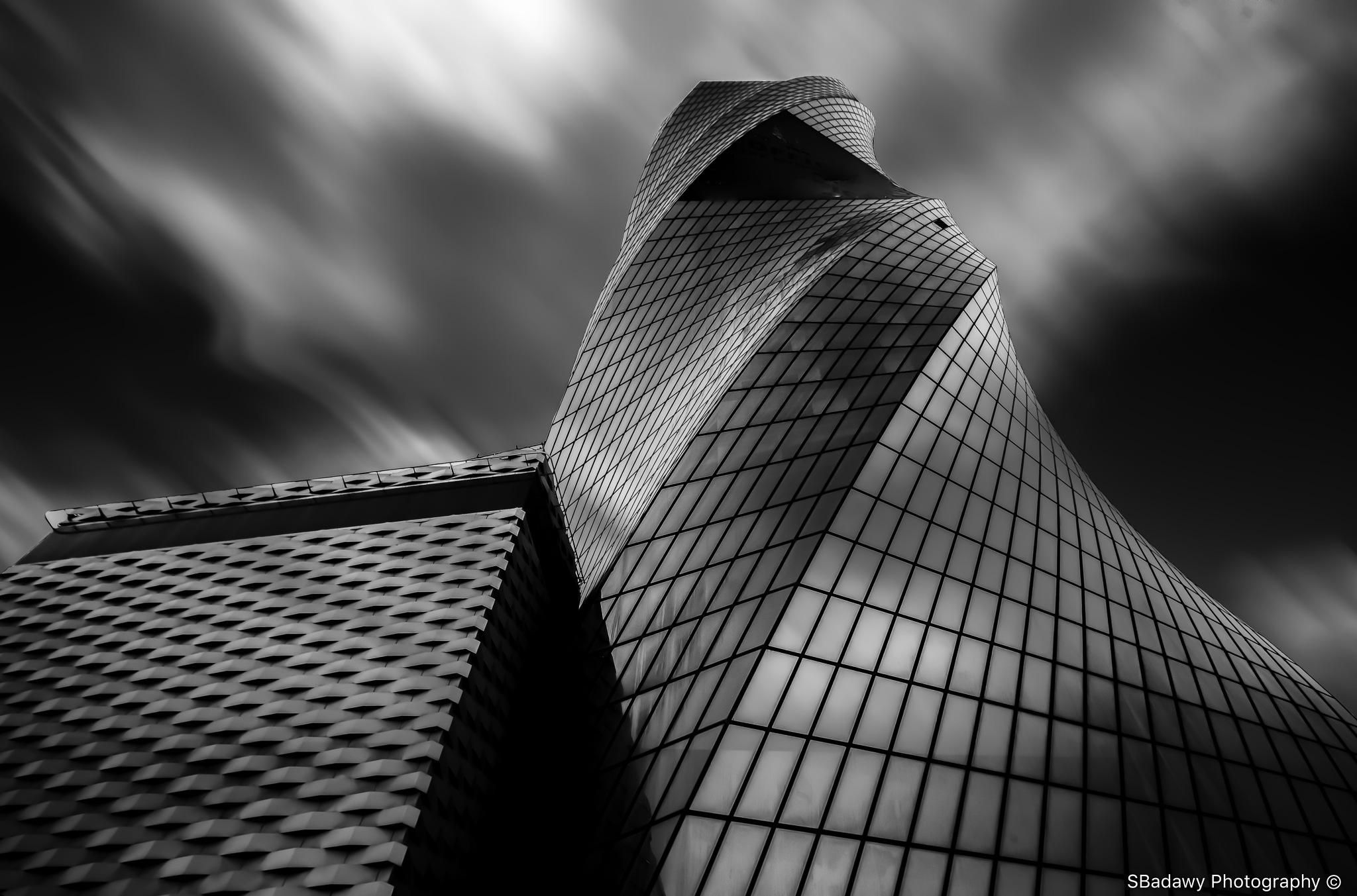 Bahrain's United Tower  by Sherif Badawy