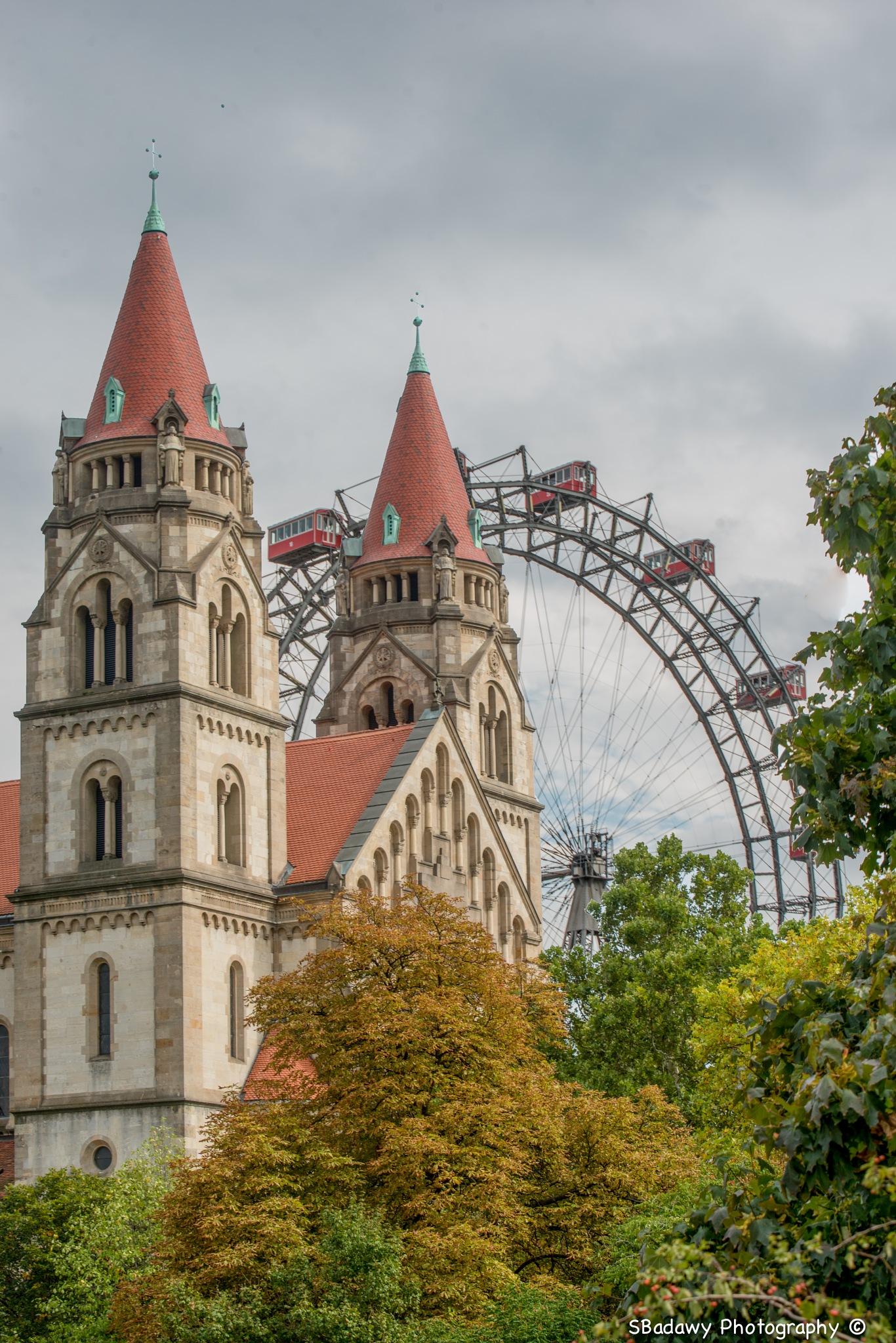 Vienna, Austria by Sherif Badawy