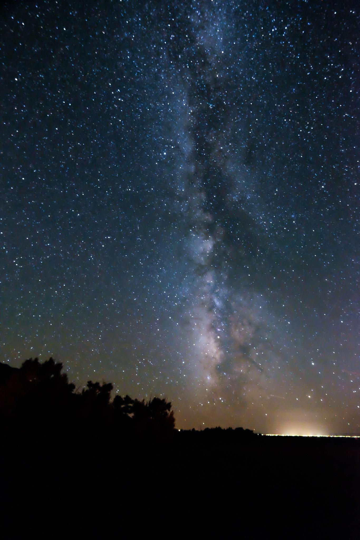 Milky Way by George Neill