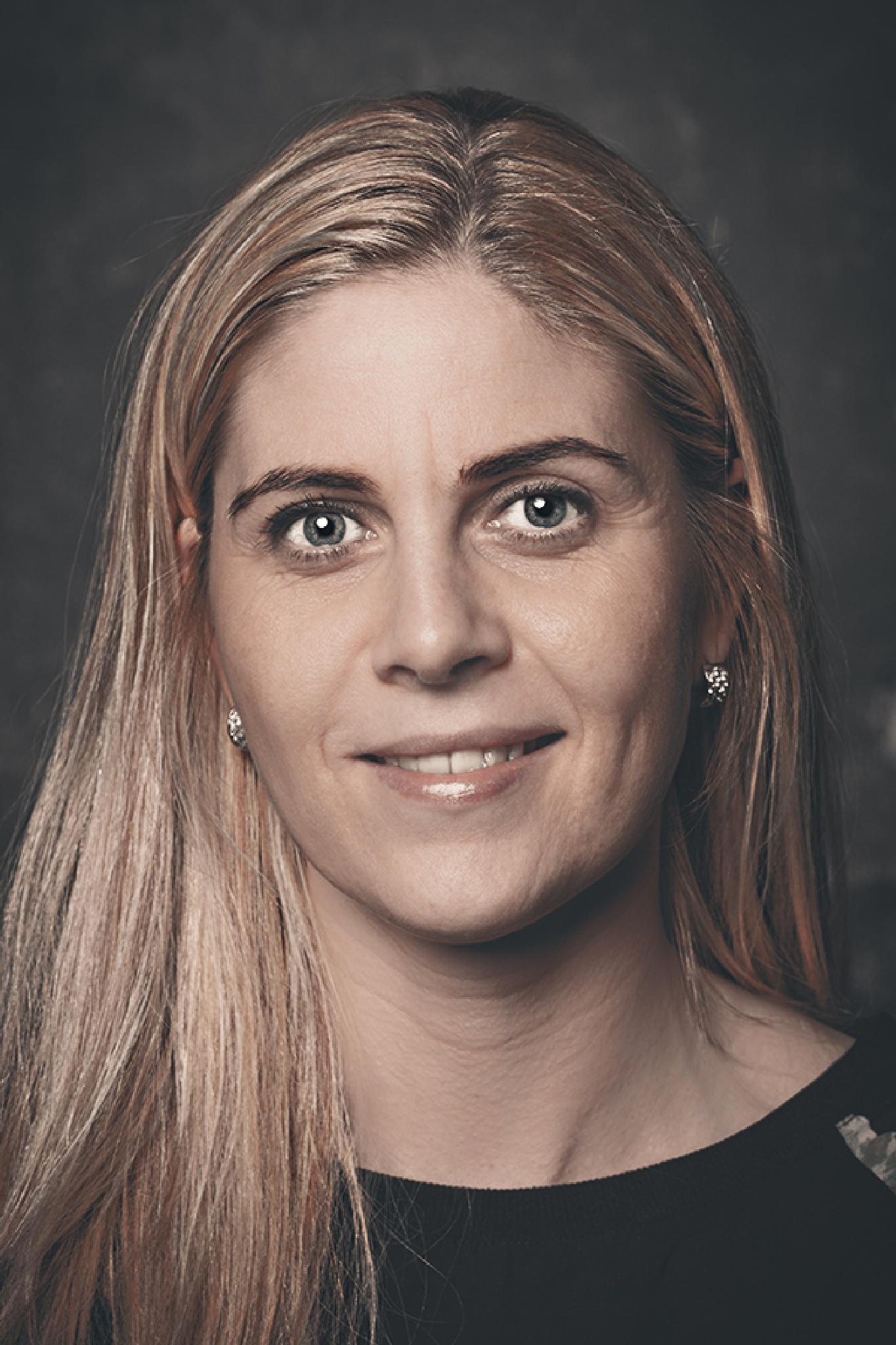 Eva Stefánsdóttir by Bjorgvin Gudmundsson
