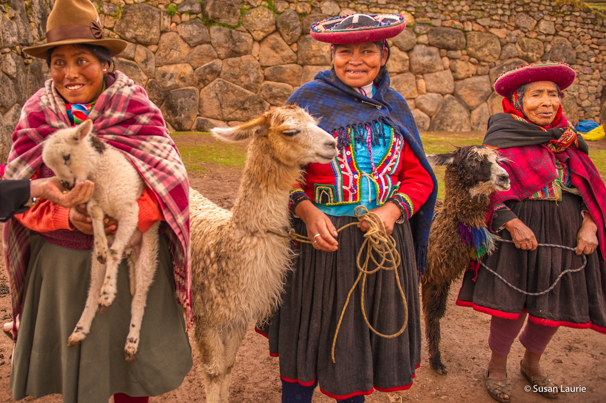 Peru Portraits by Susan Laurie