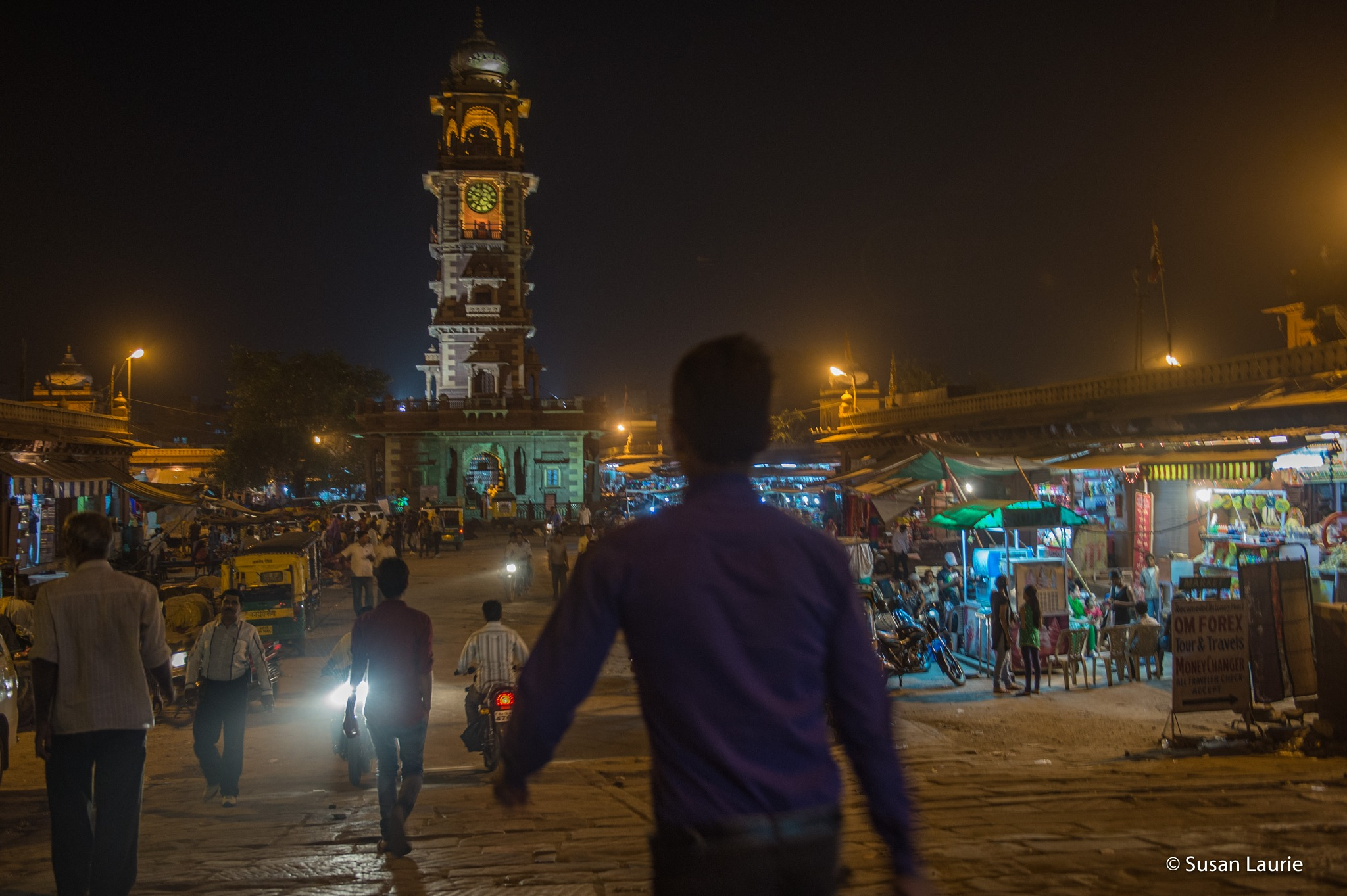 Judhpur Nights by Susan Laurie