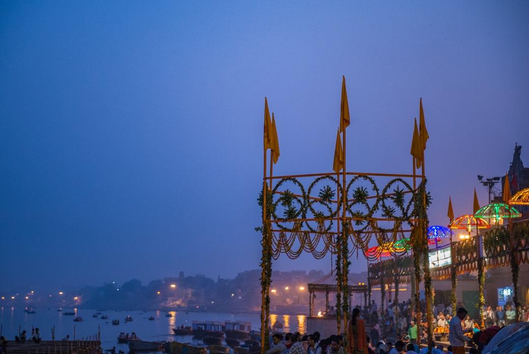 Varanasi Series by Susan Laurie