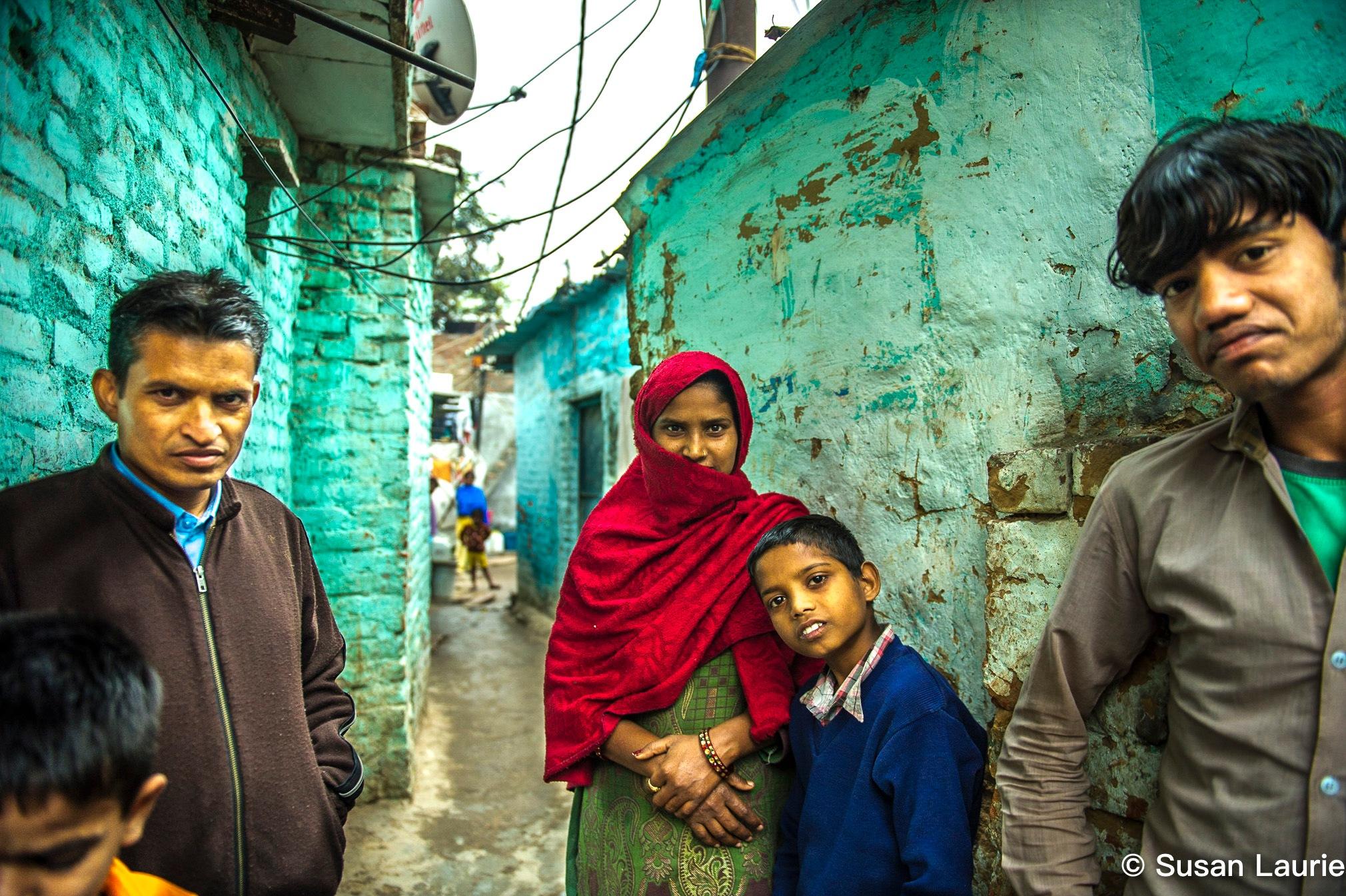 Slum Life by Susan Laurie