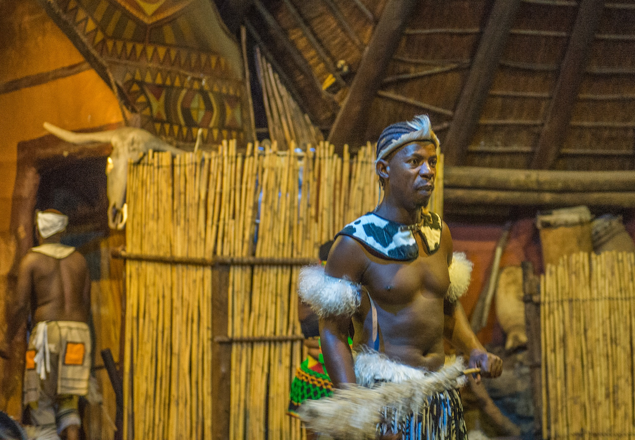 So African Tribes by Susan Laurie