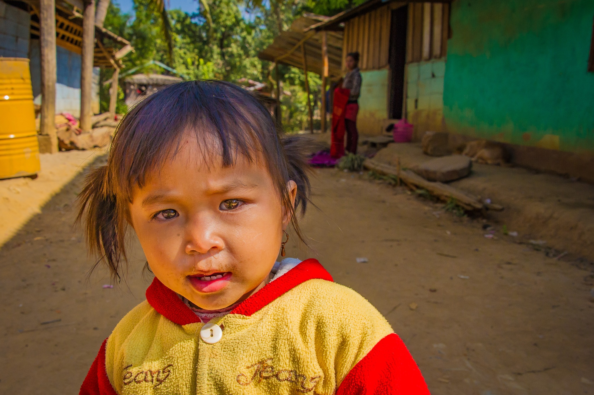 Laos_ Hill Tribe by Susan Laurie