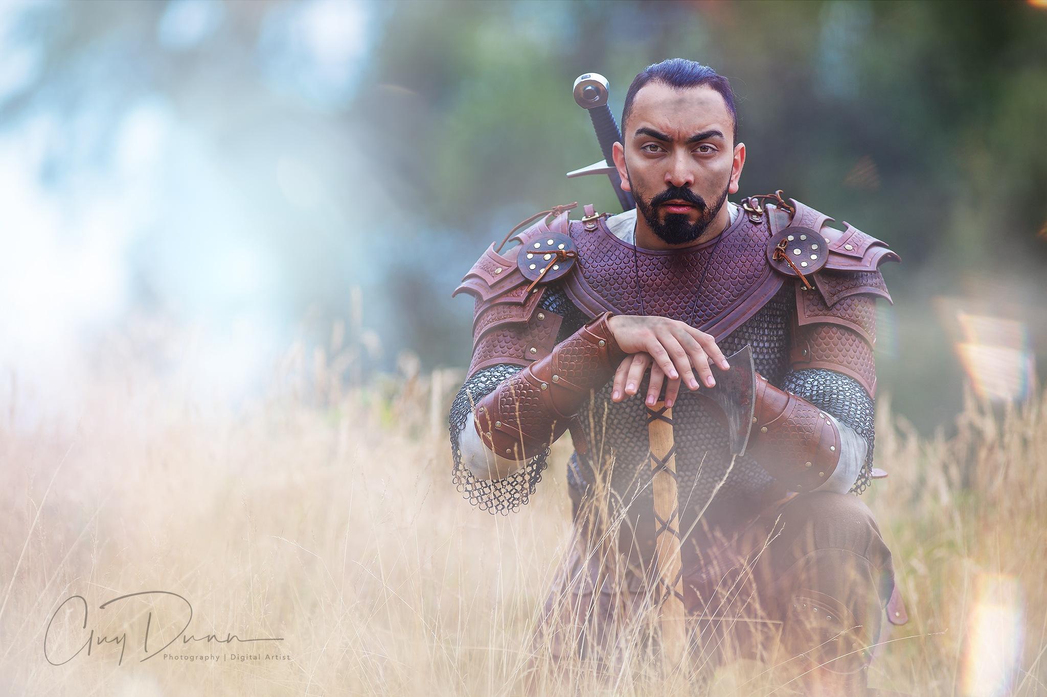 The Vikings by Guy Dunn