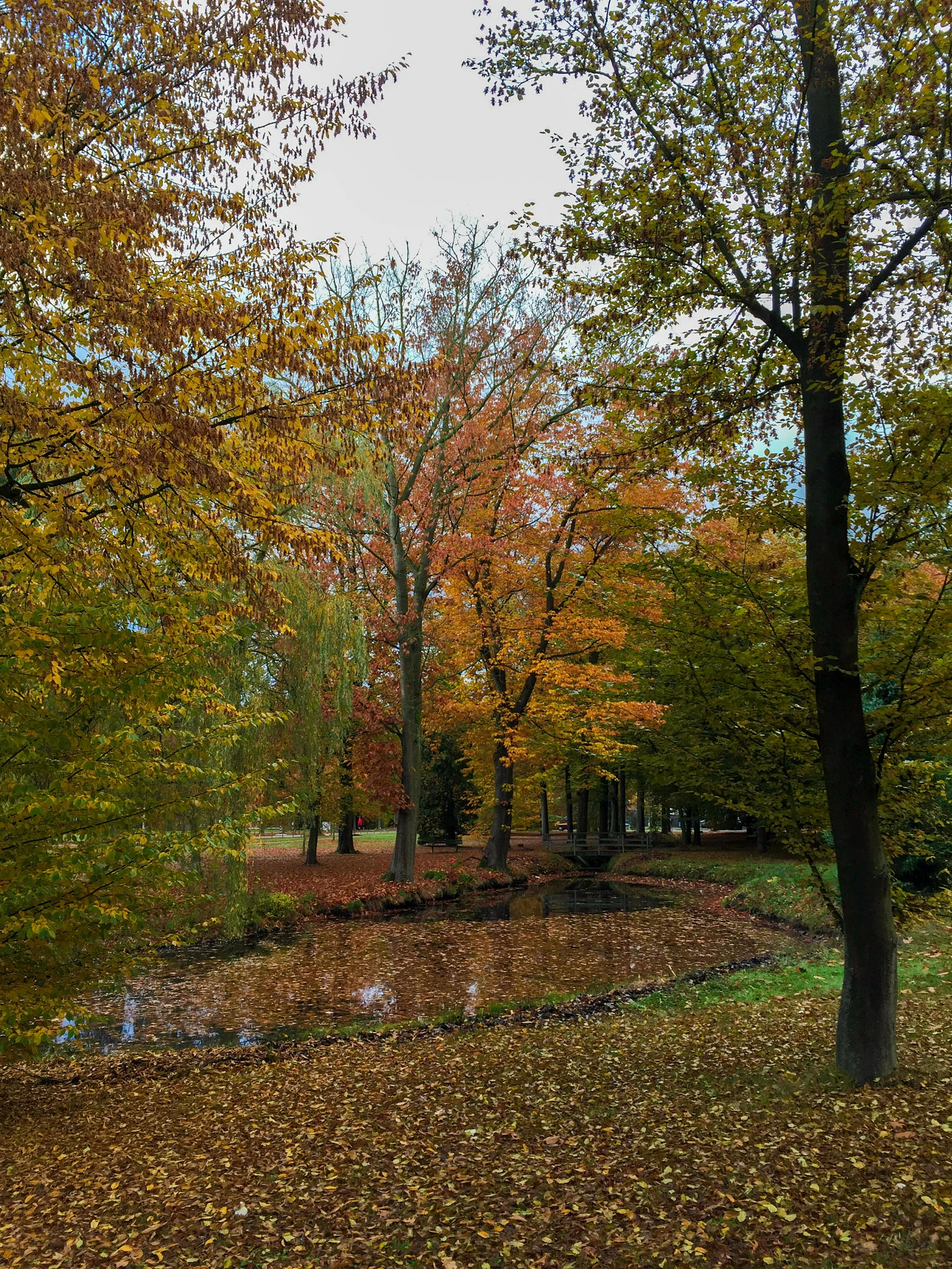 Grote Beek park Eindhoven by Fred Mellink