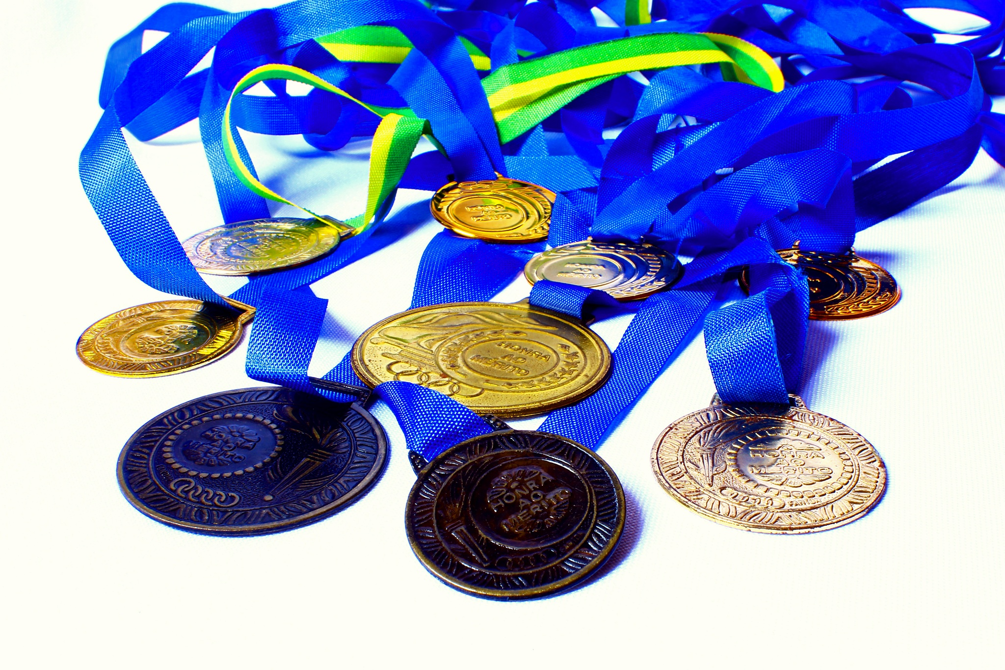 medals by Gadini