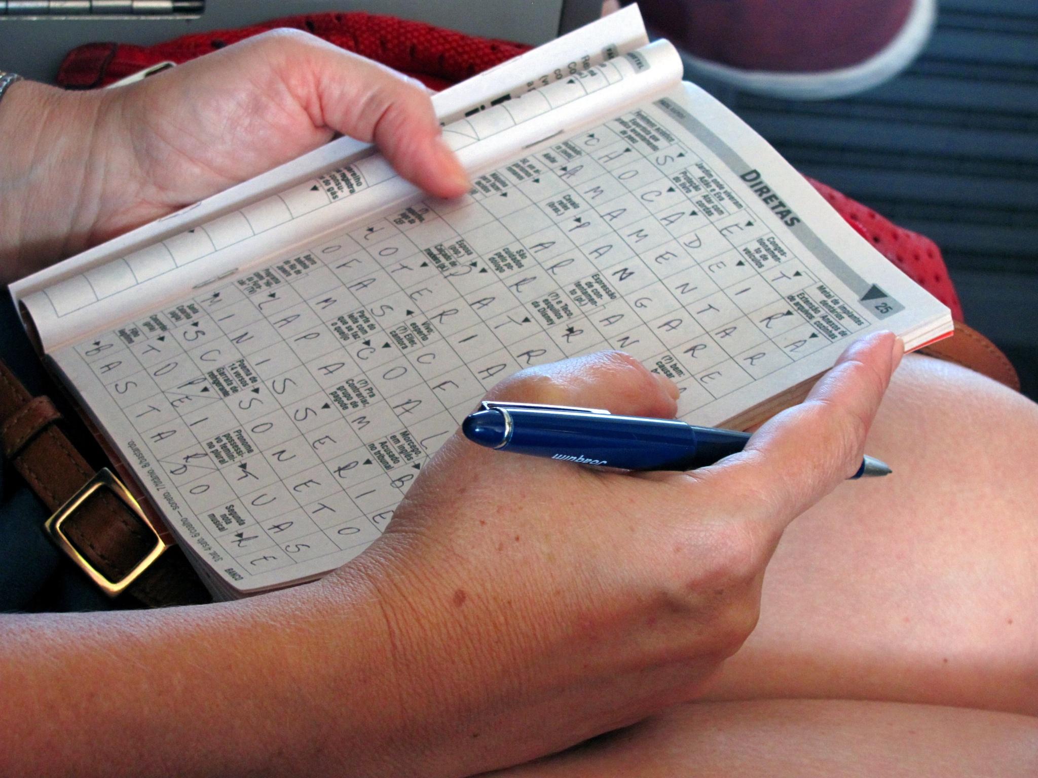 crosswords by Gadini