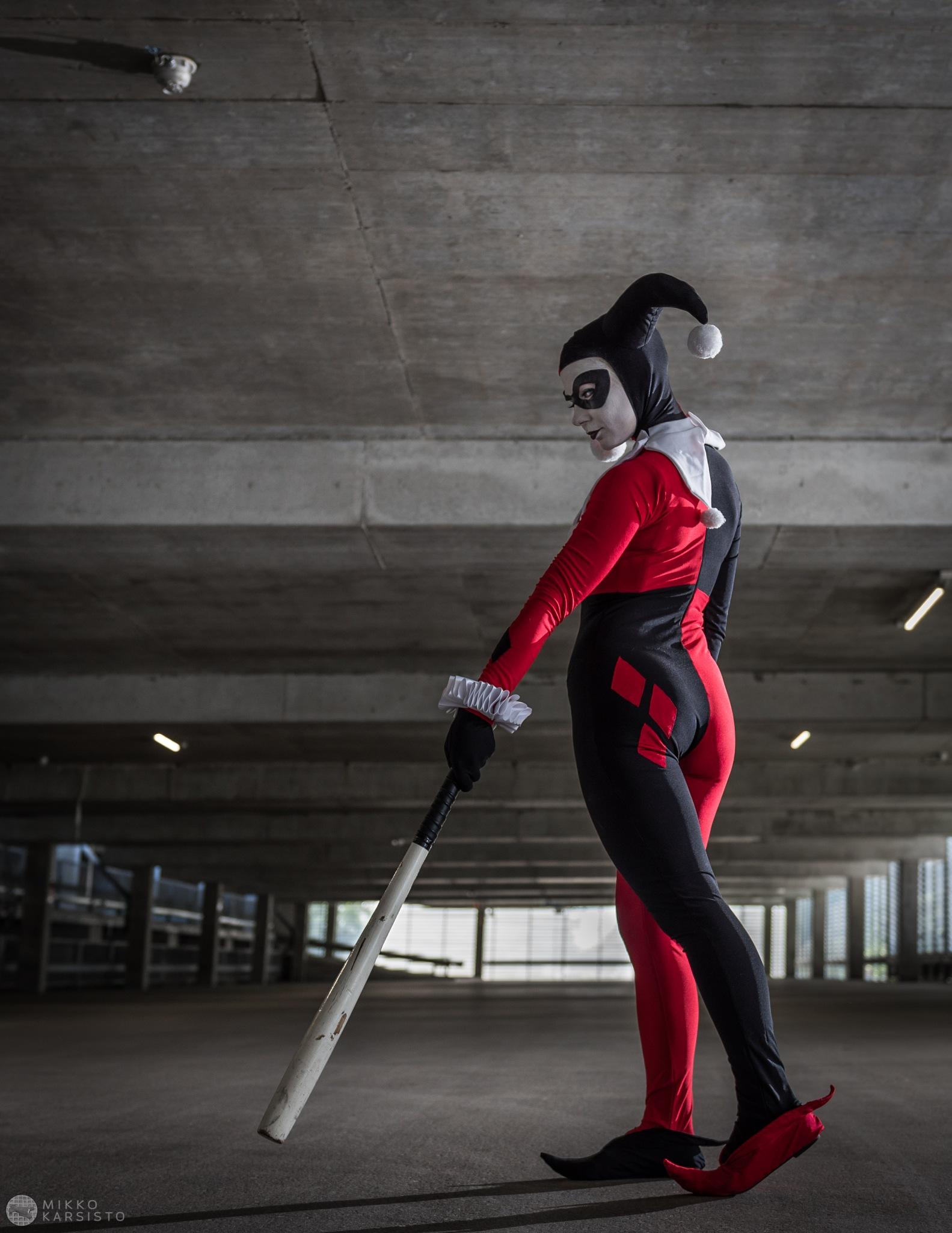 Harley Quinn by Mikko Karsisto