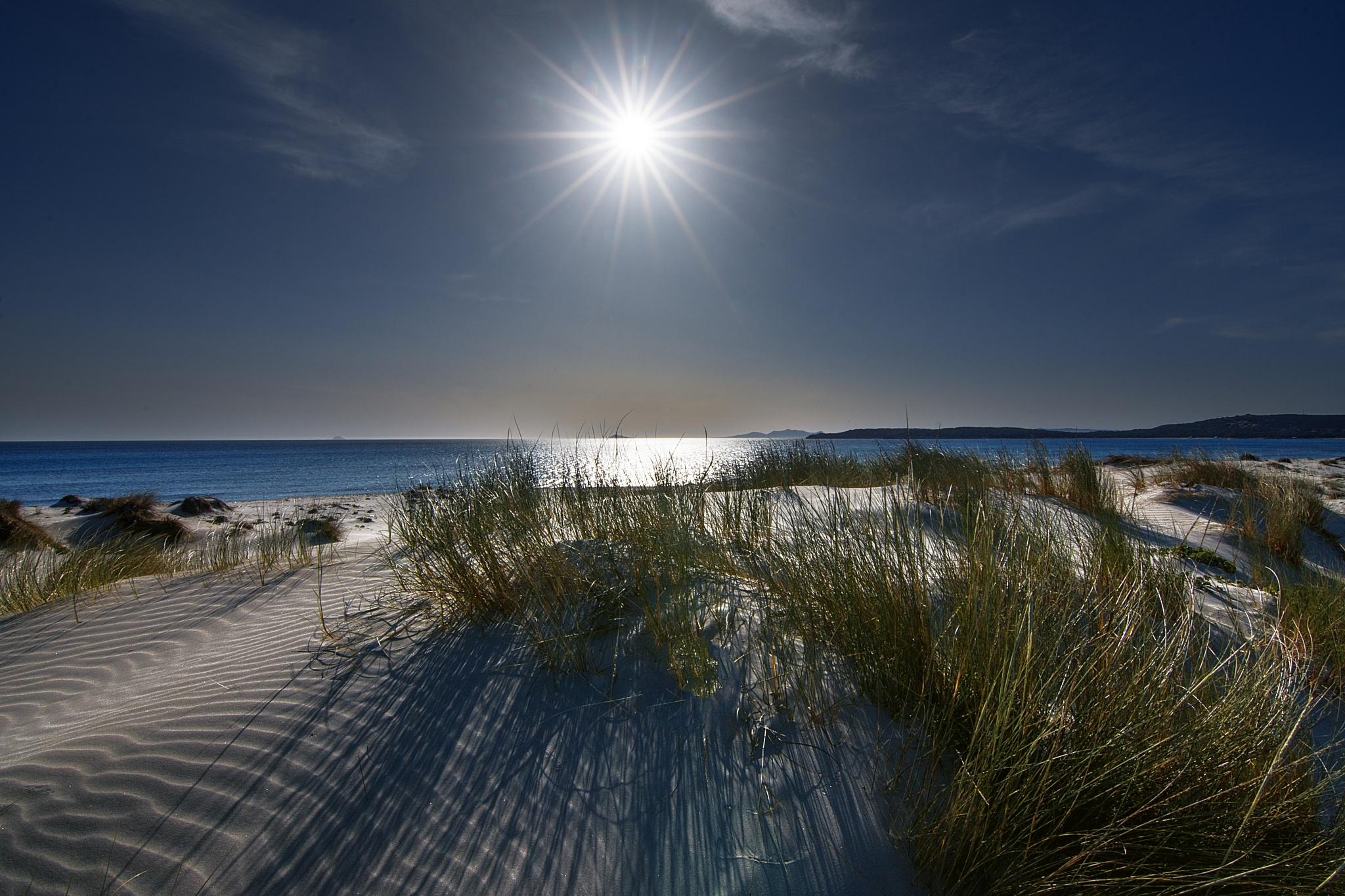 Dune di sabbia by Giorgio Raspa