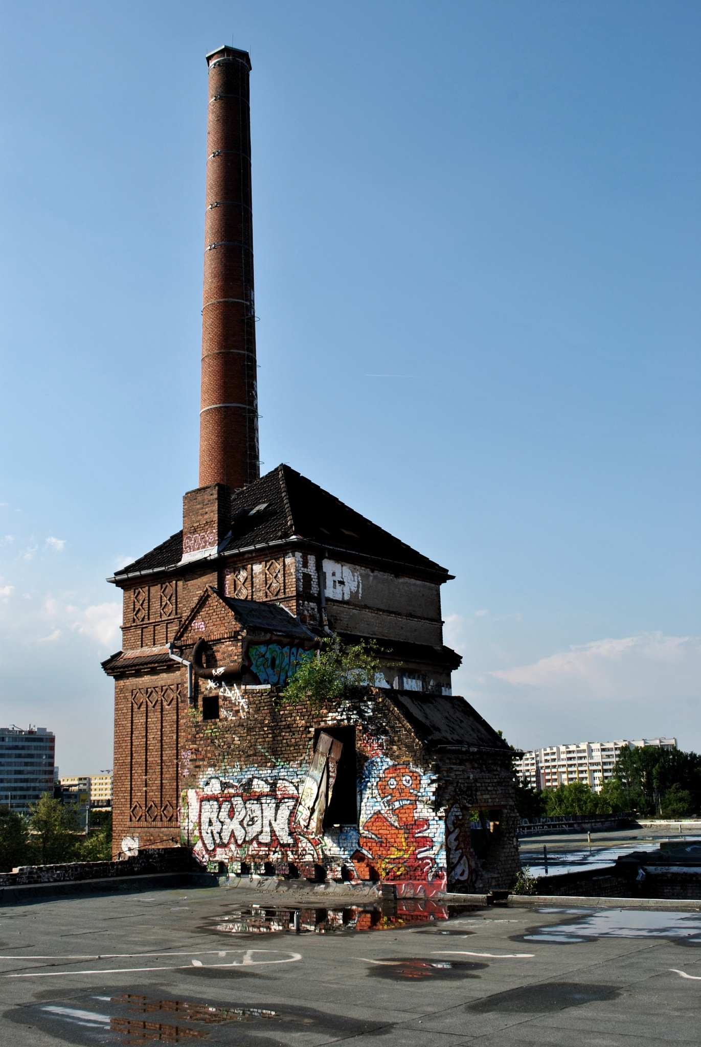 Berlin old ice factory by Jeans Brown Photography / Jens Schwarz