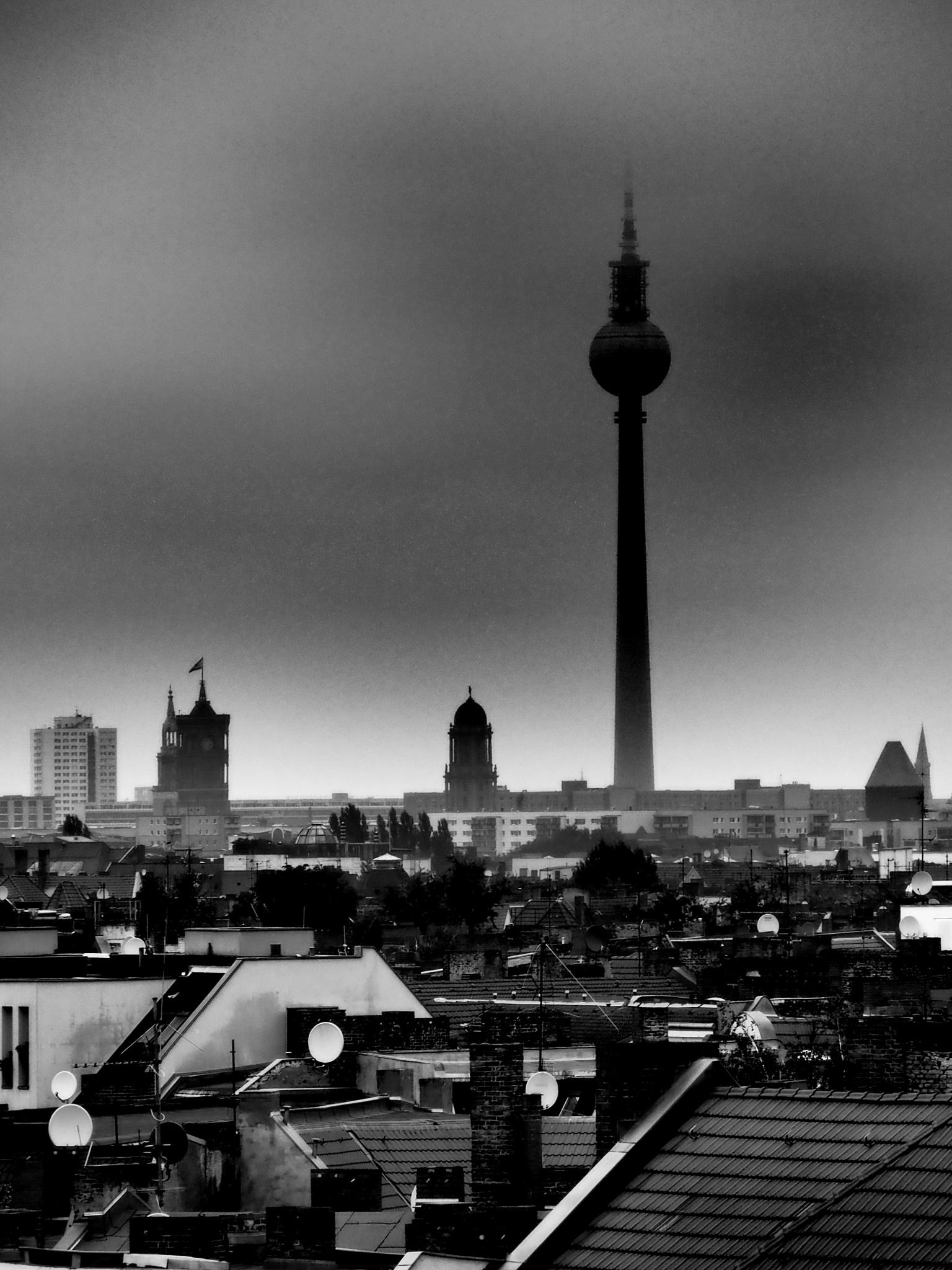 Berlin Black & White  by Jeans Brown Photography / Jens Schwarz