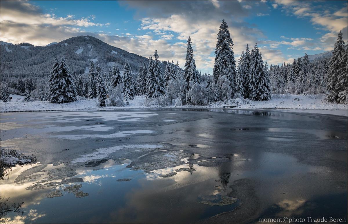 Winterwonnen by Traude Beren