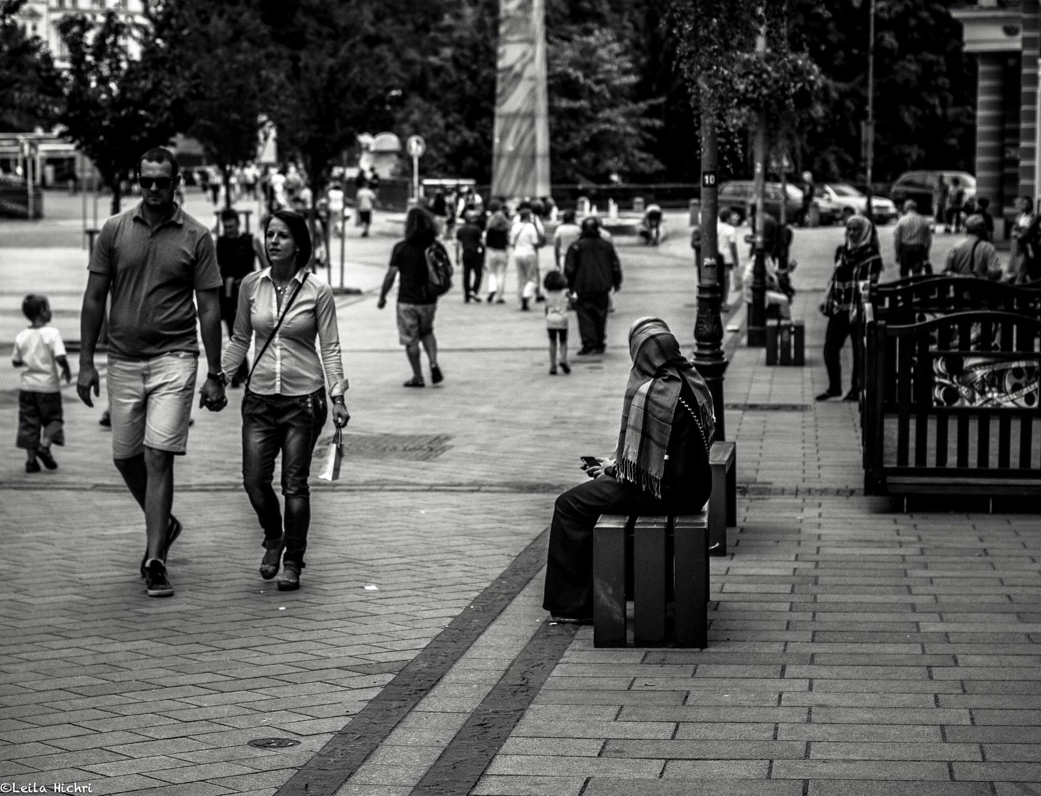 Society by Leila Hichri
