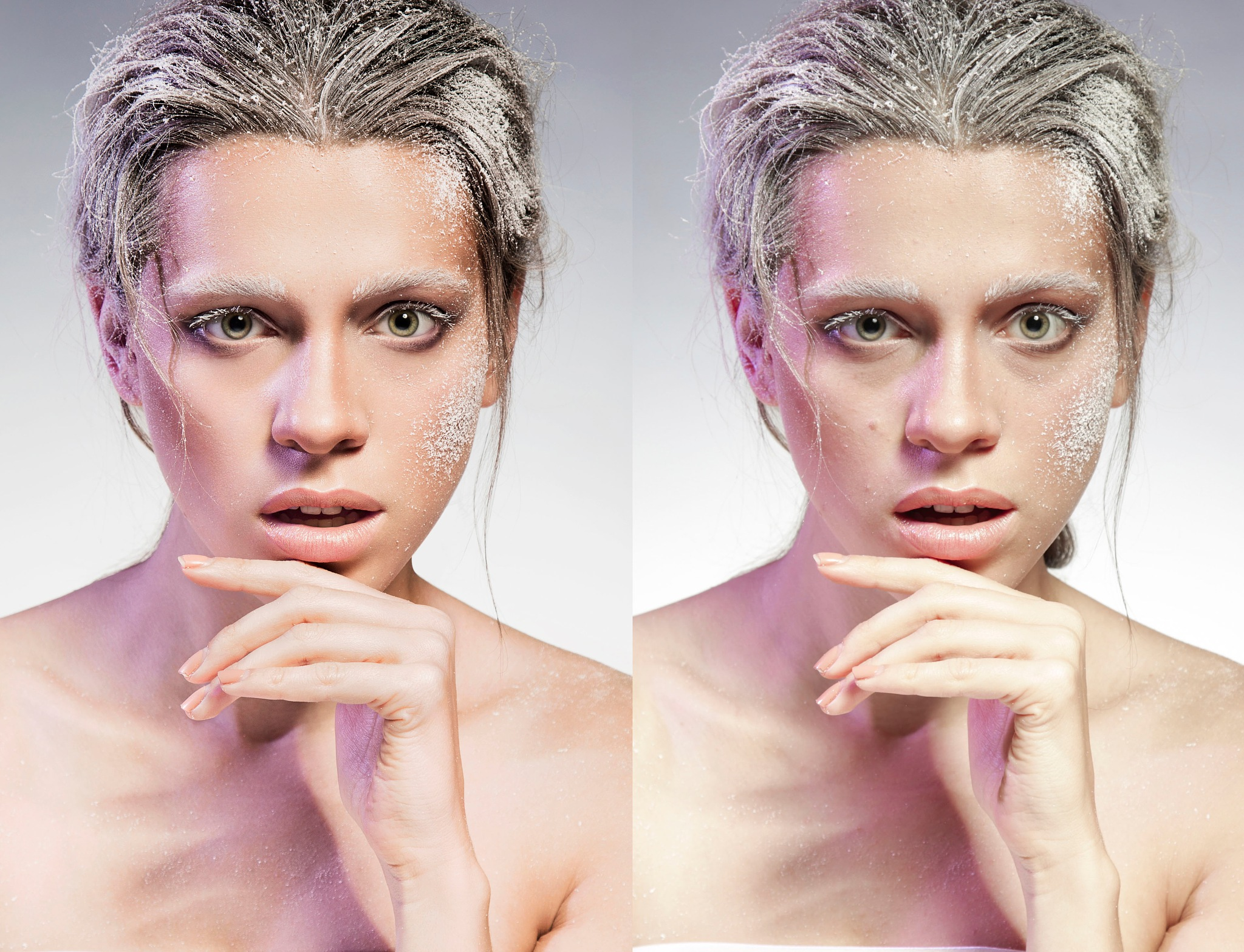 Creative Beauty Shoot by Da Artisan