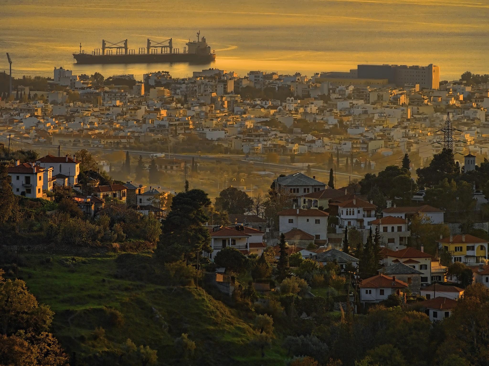 Hometown by Simon Gaitanidis