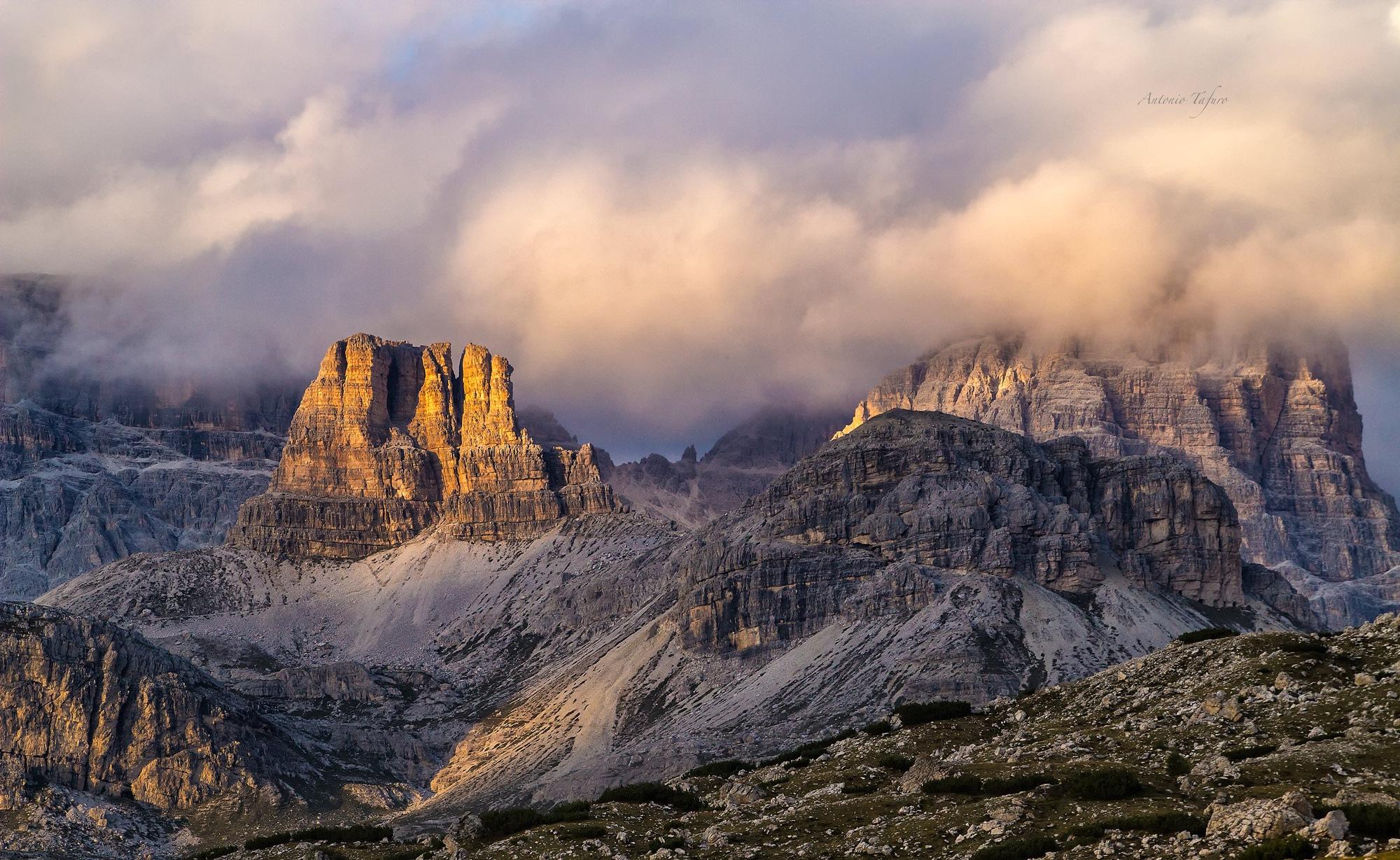 parco naturale tre cime del Lavaredo by Antonio Tafuro