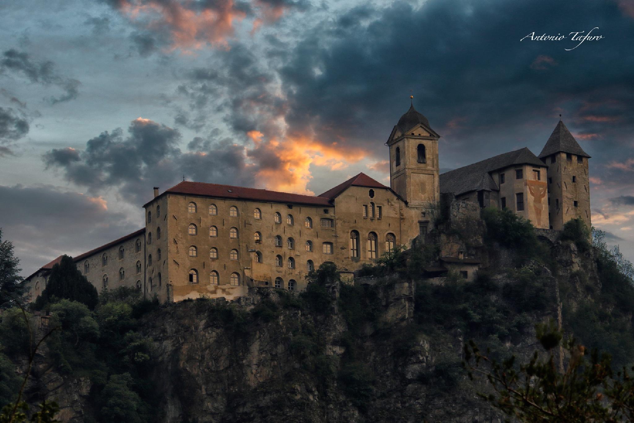 L'abbazia di Sabiona by Antonio Tafuro
