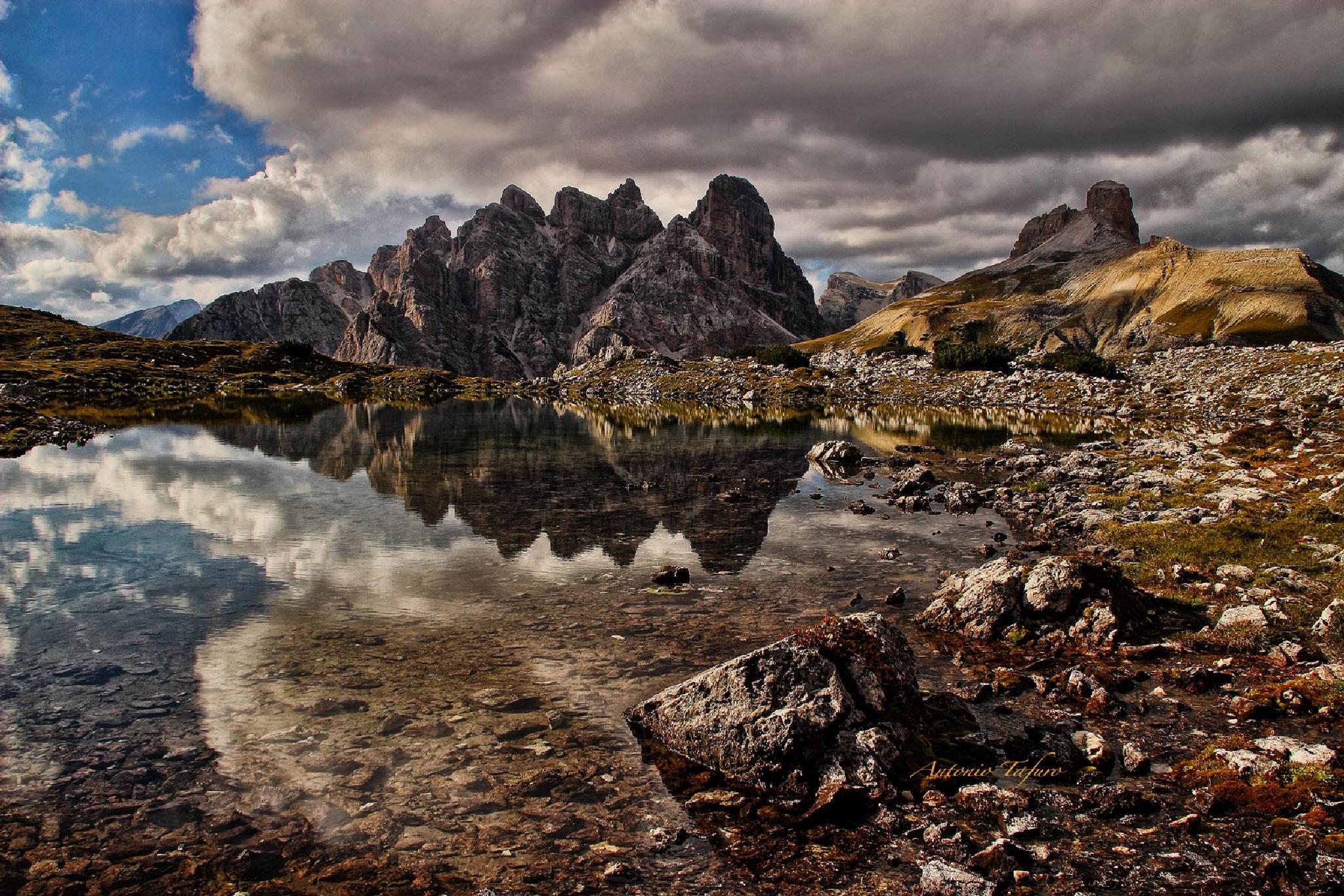 Dolomiti by Antonio Tafuro