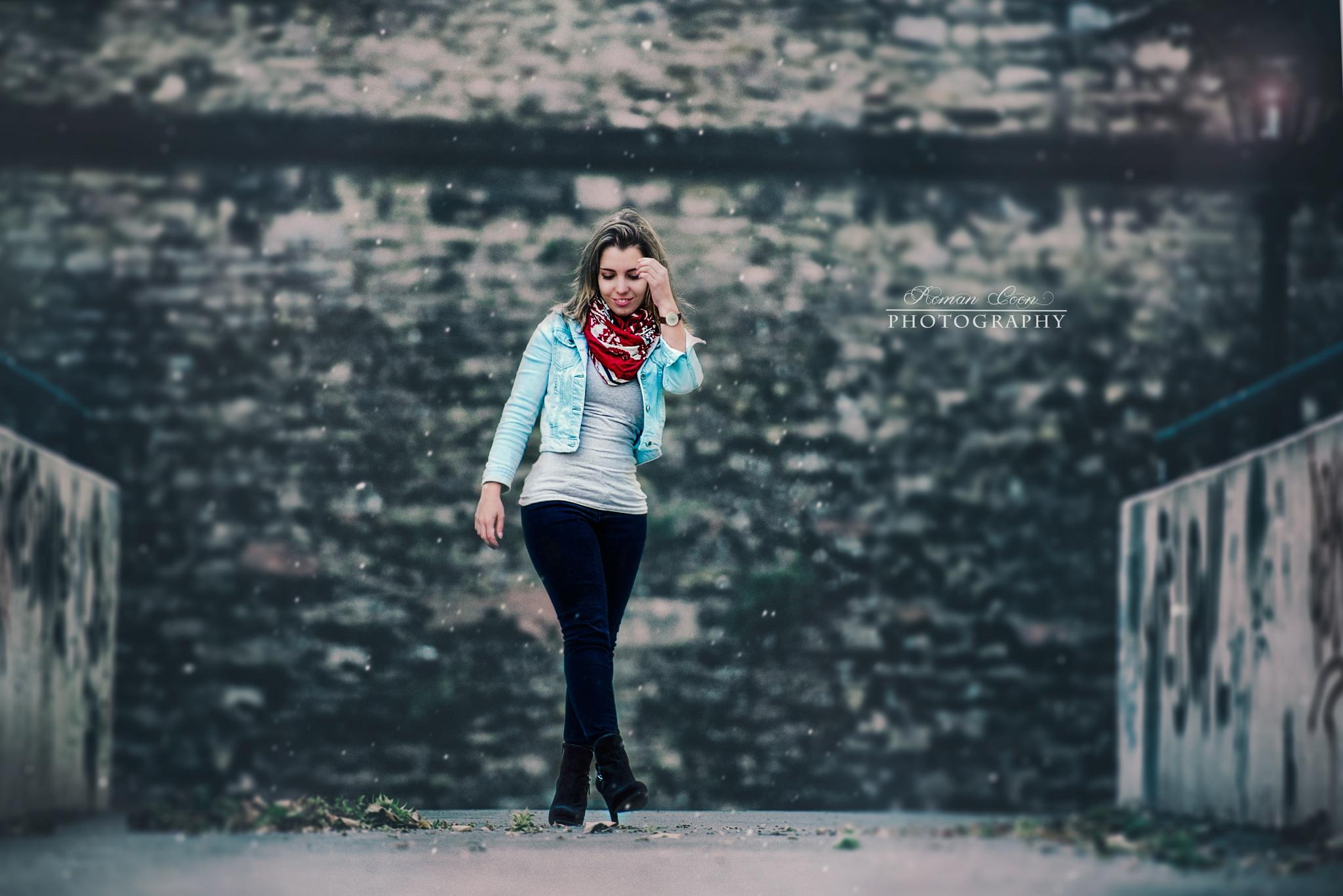 """unsure"" by RomanCoonPhotography"