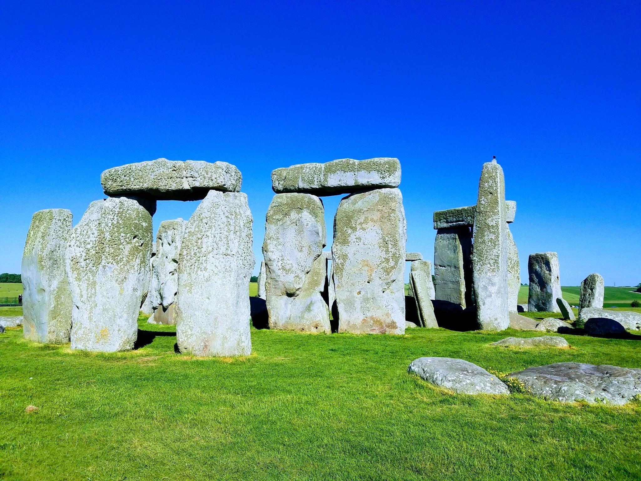 Stonehenge by CMSobi