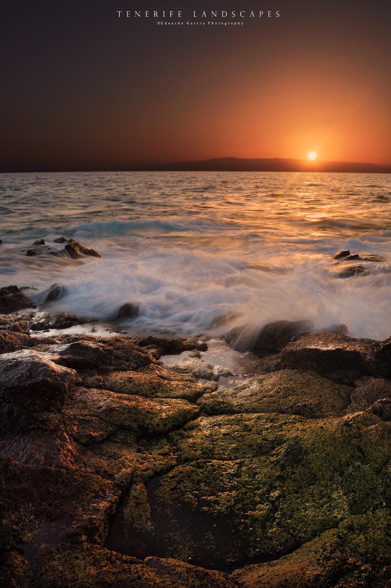 Dreams...Colors....Magic sunset by Eduardo Garcia