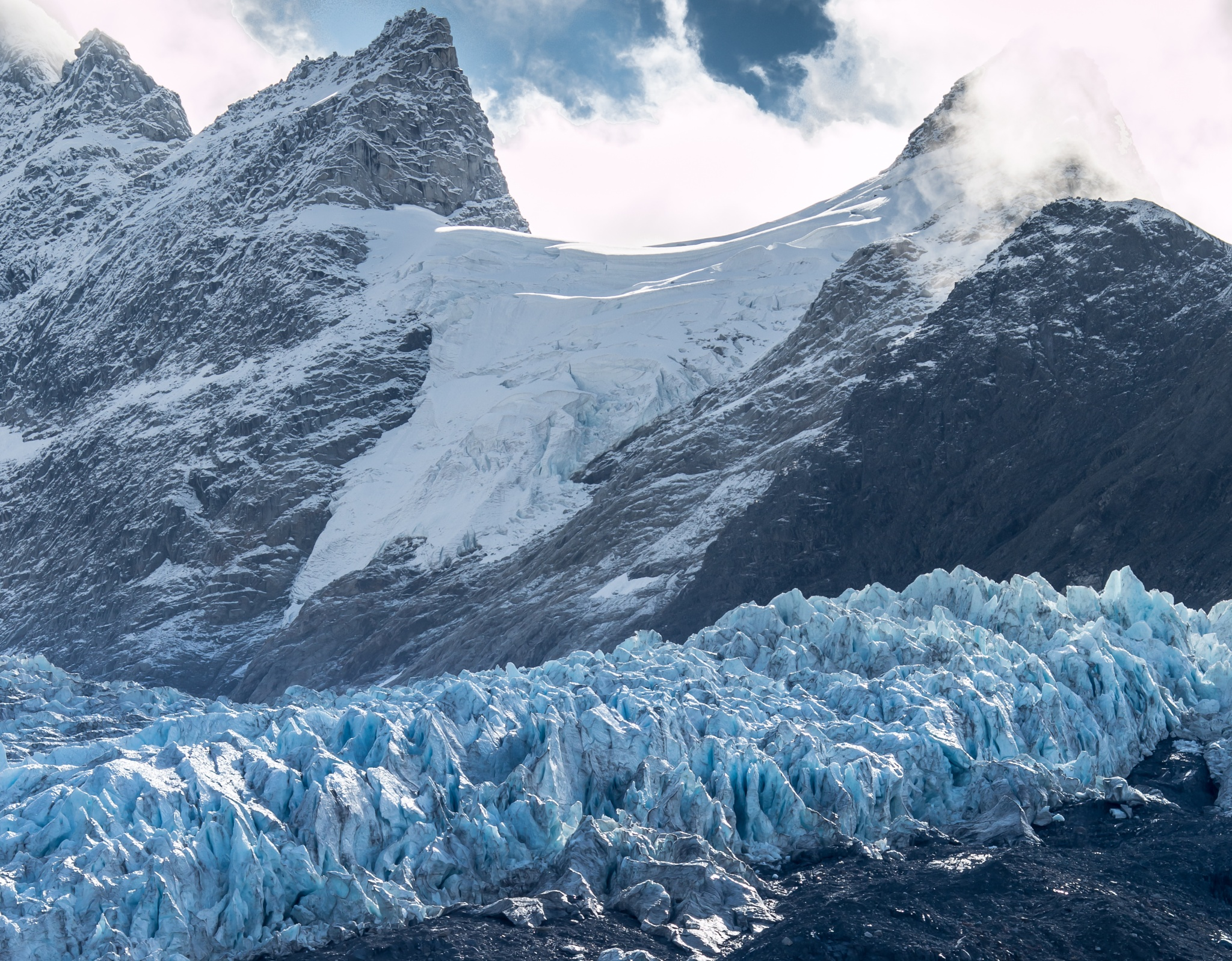 glacier  by Rodney_King
