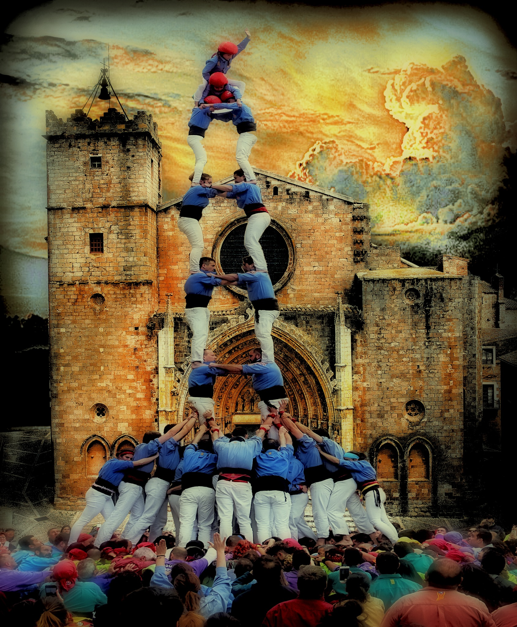 Castell by Pilar