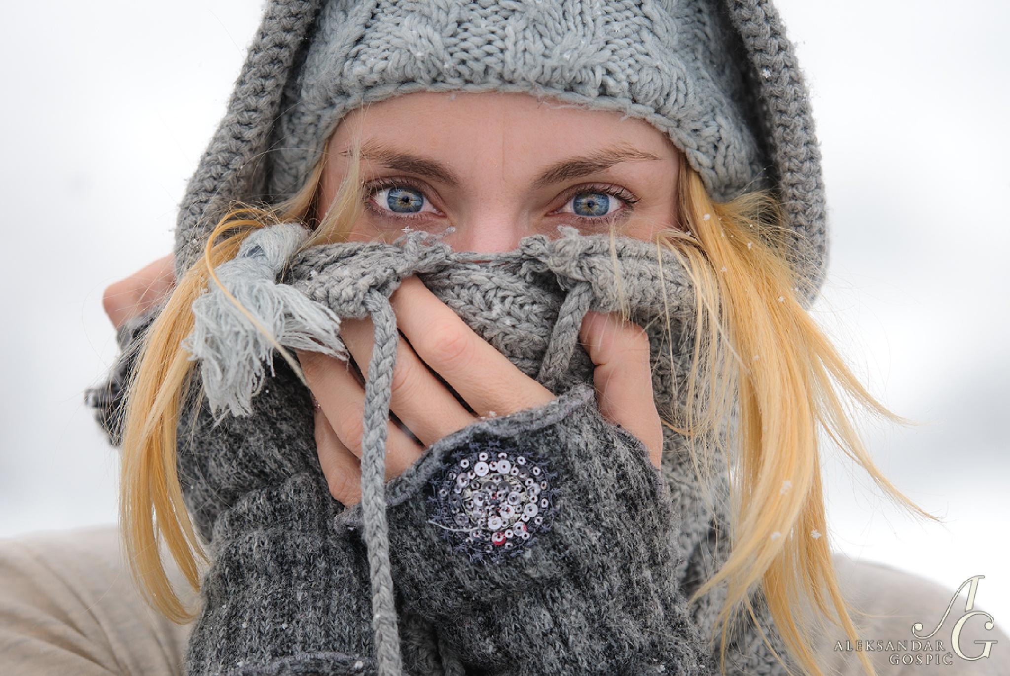 Winter by Aleksandar Gospić