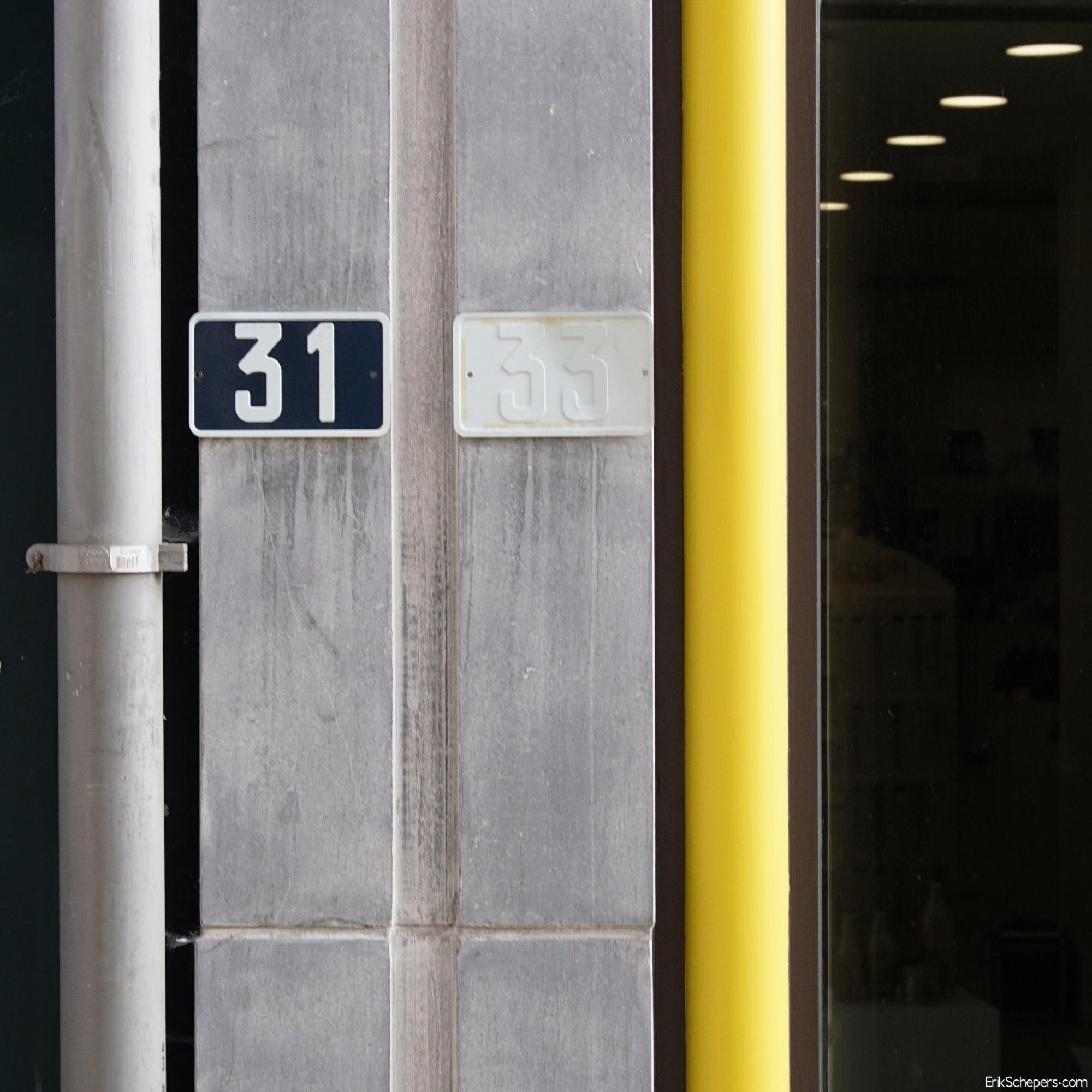 31 .. 33 by Erik Schepers
