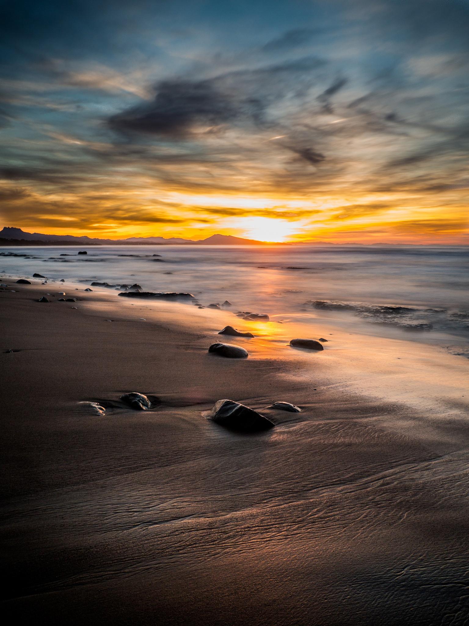 Beach by Andoni U